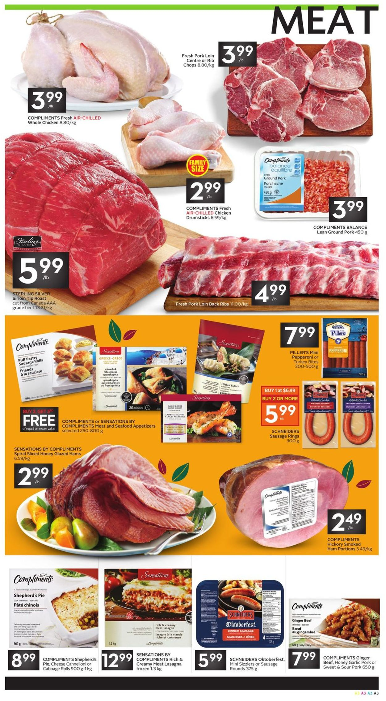 Sobeys Flyer - 10/10-10/16/2019 (Page 3)