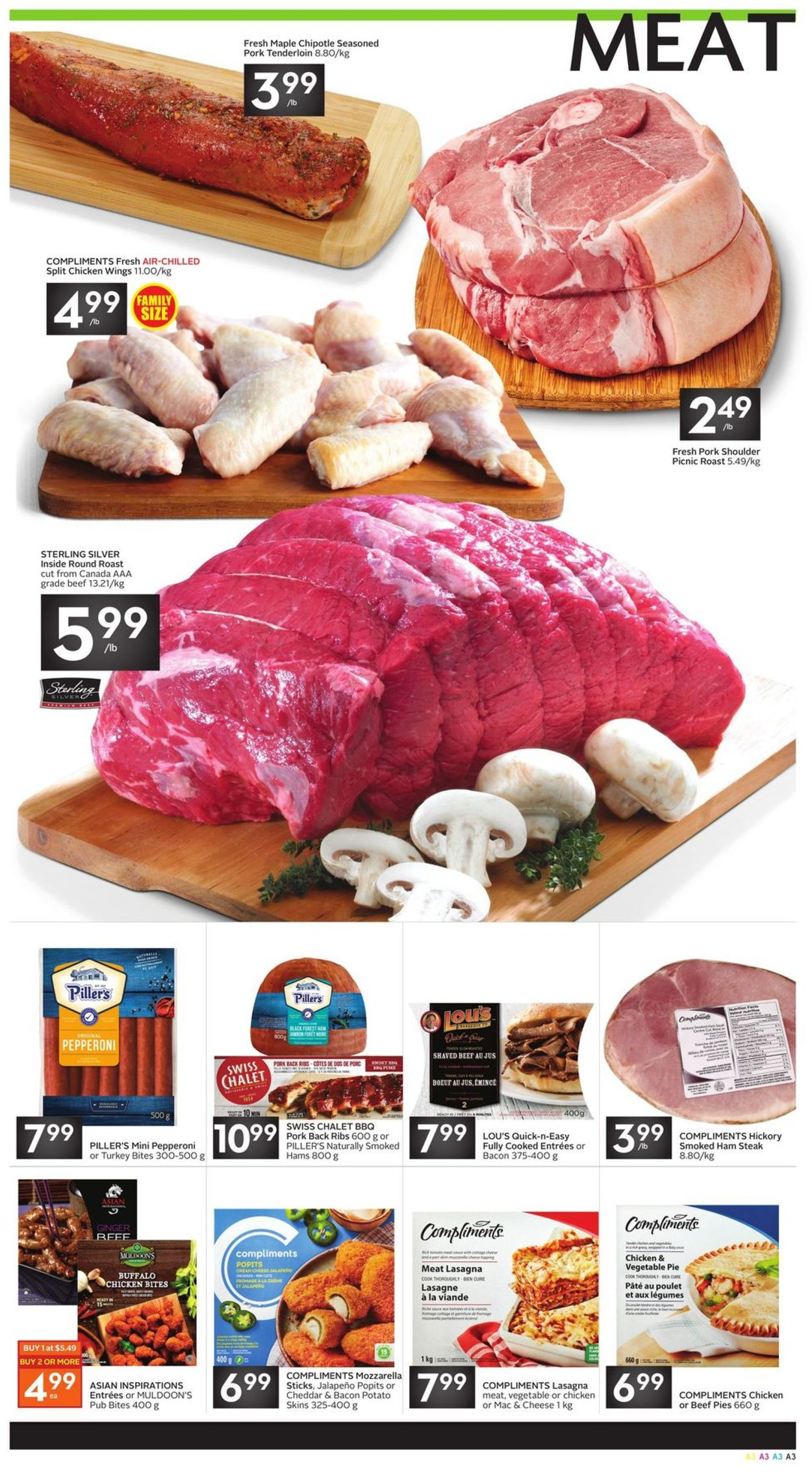 Sobeys Flyer - 10/24-10/30/2019 (Page 3)