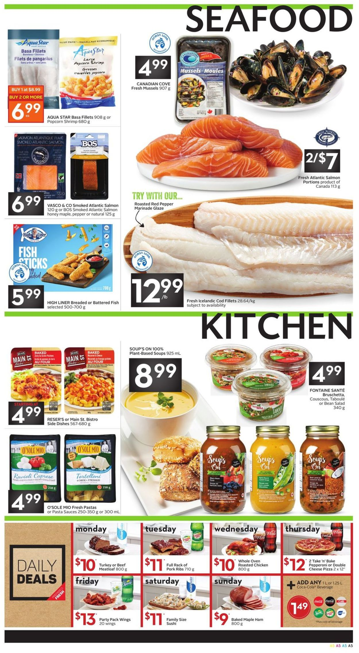 Sobeys Flyer - 10/24-10/30/2019 (Page 6)