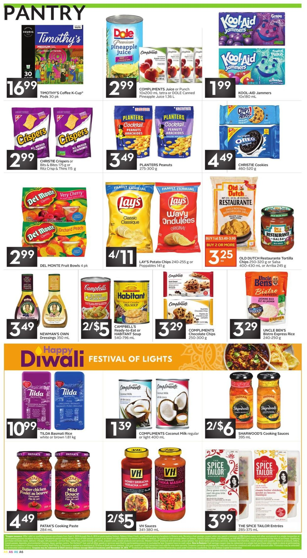 Sobeys Flyer - 10/24-10/30/2019 (Page 7)