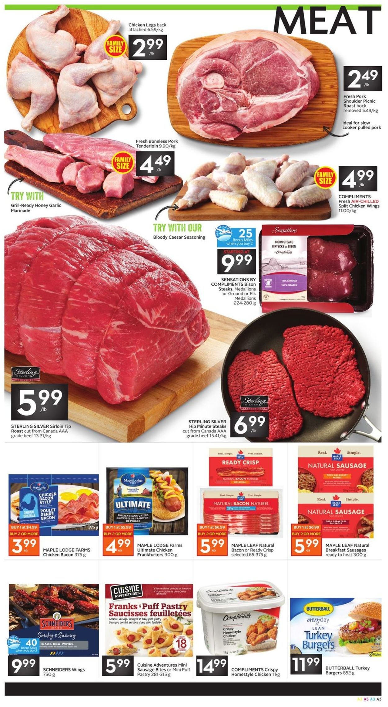 Sobeys Flyer - 11/07-11/13/2019 (Page 3)