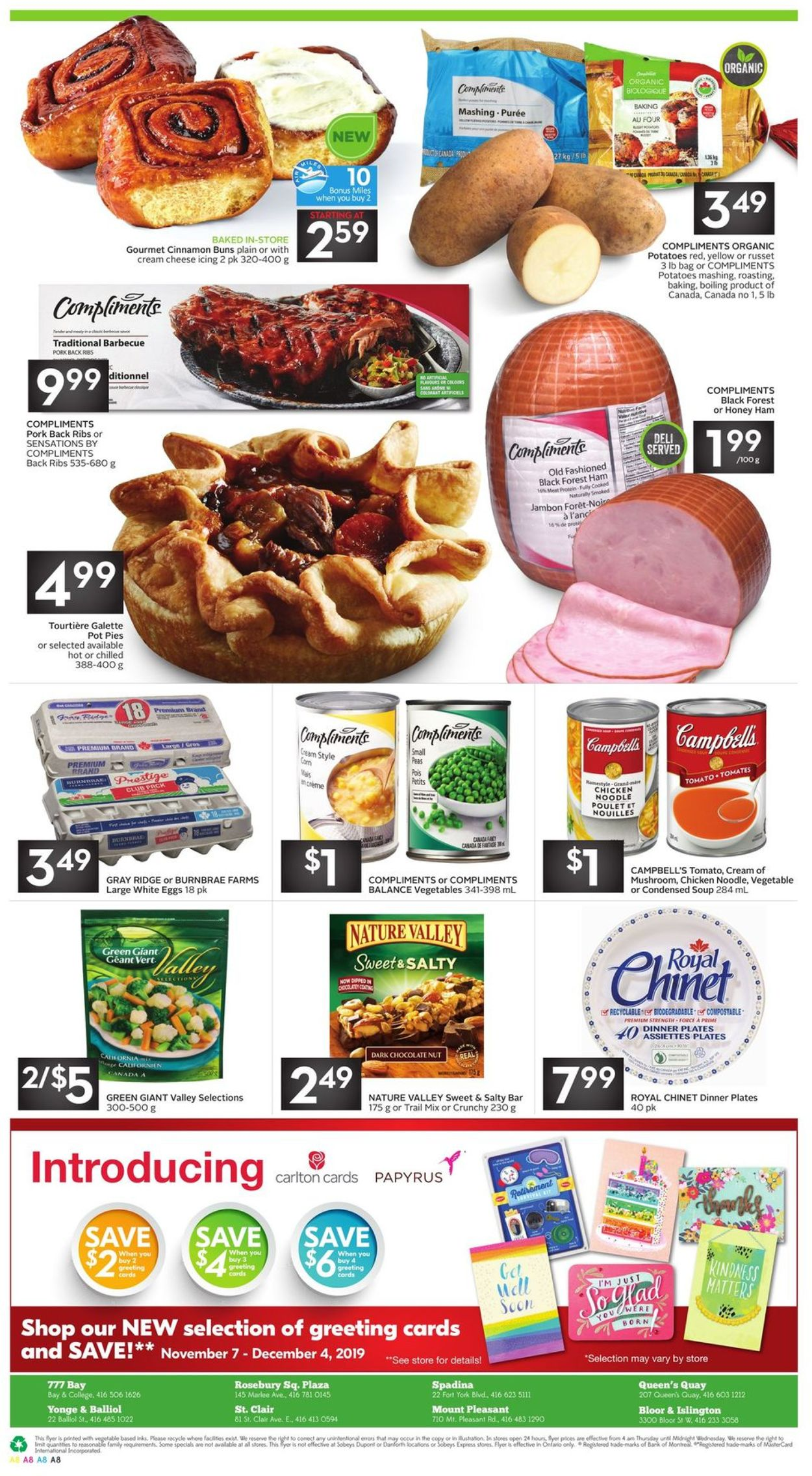 Sobeys Flyer - 11/07-11/13/2019 (Page 11)