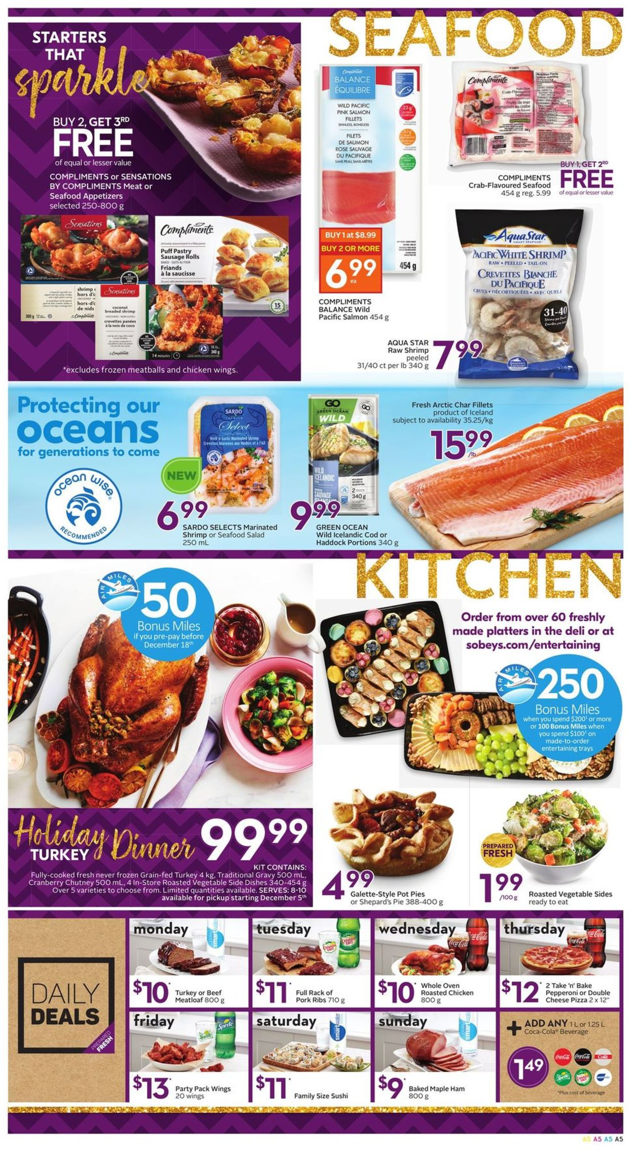 Sobeys BLACK FRIDAY 2019 Flyer - 11/28-12/04/2019 (Page 5)