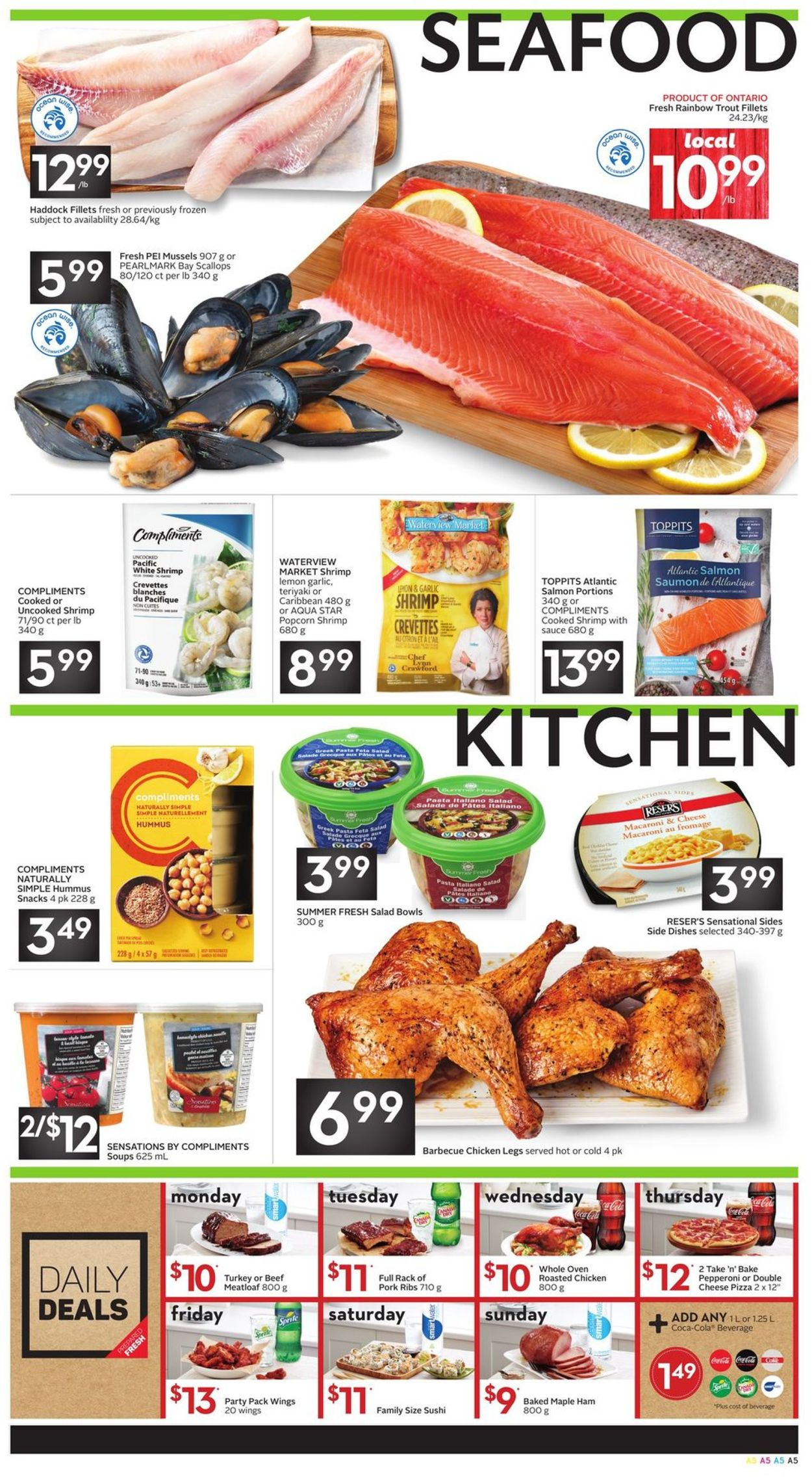 Sobeys Flyer - 01/02-01/08/2020 (Page 8)