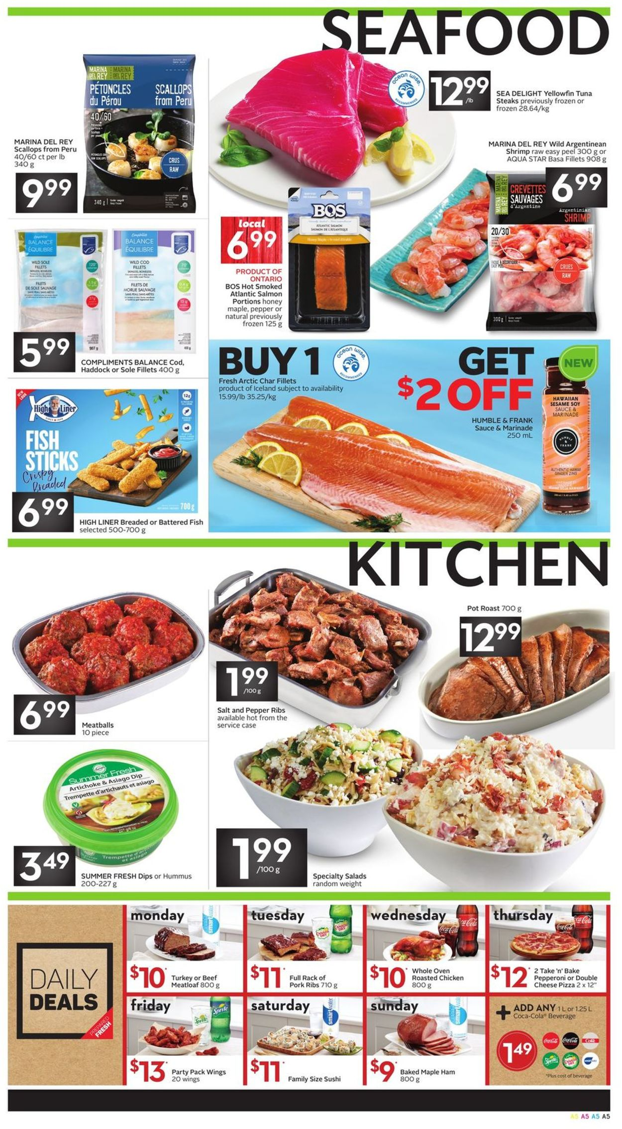 Sobeys Flyer - 01/16-01/22/2020 (Page 6)