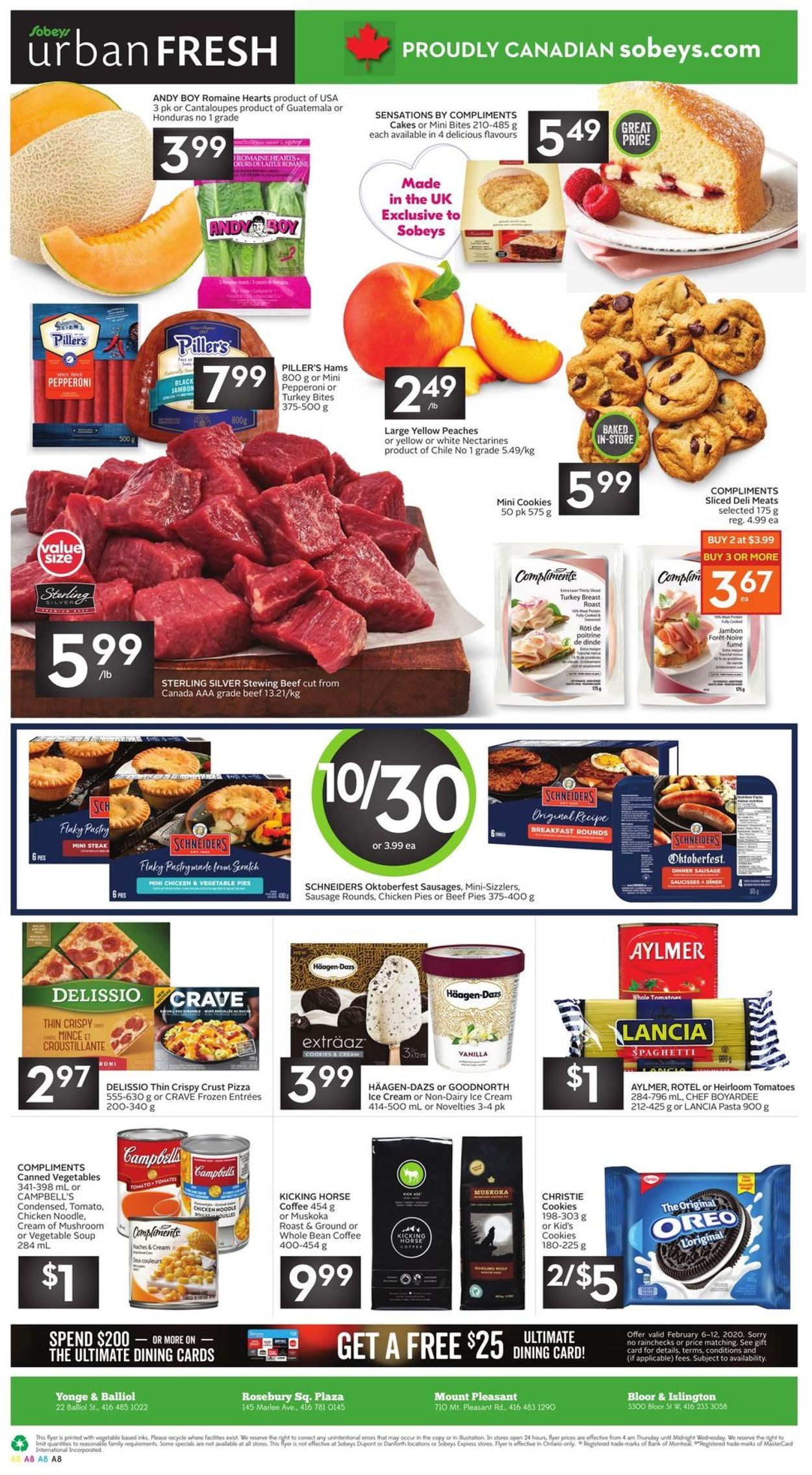 Sobeys Flyer - 02/06-02/12/2020 (Page 15)