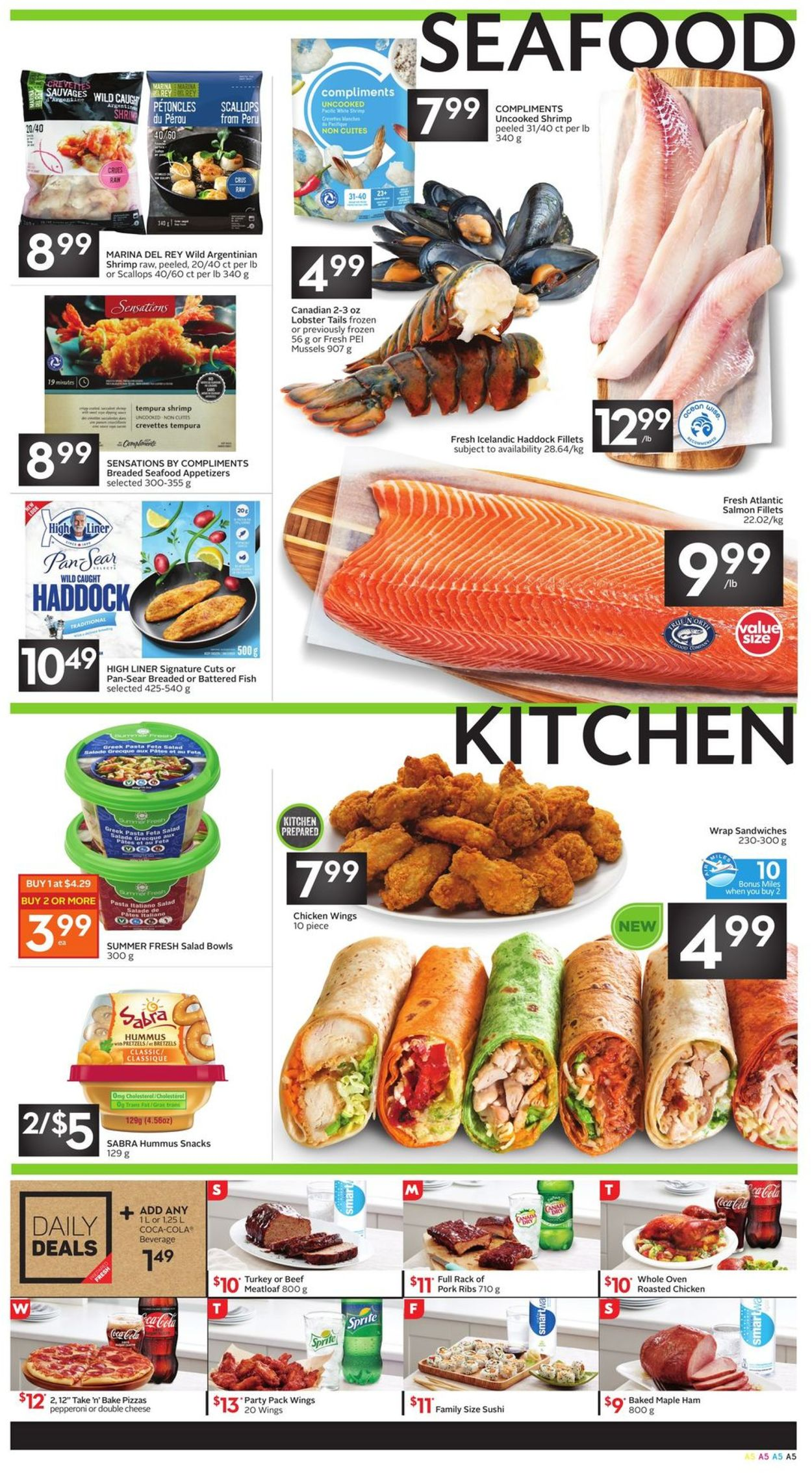 Sobeys Flyer - 03/05-03/11/2020 (Page 7)