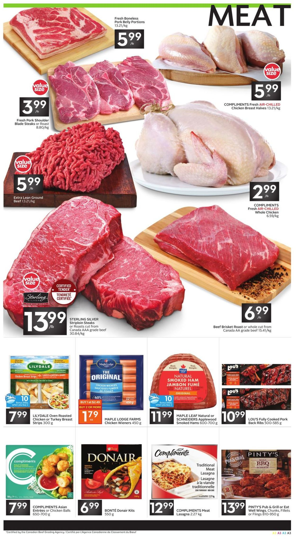 Sobeys Flyer - 03/12-03/18/2020 (Page 3)