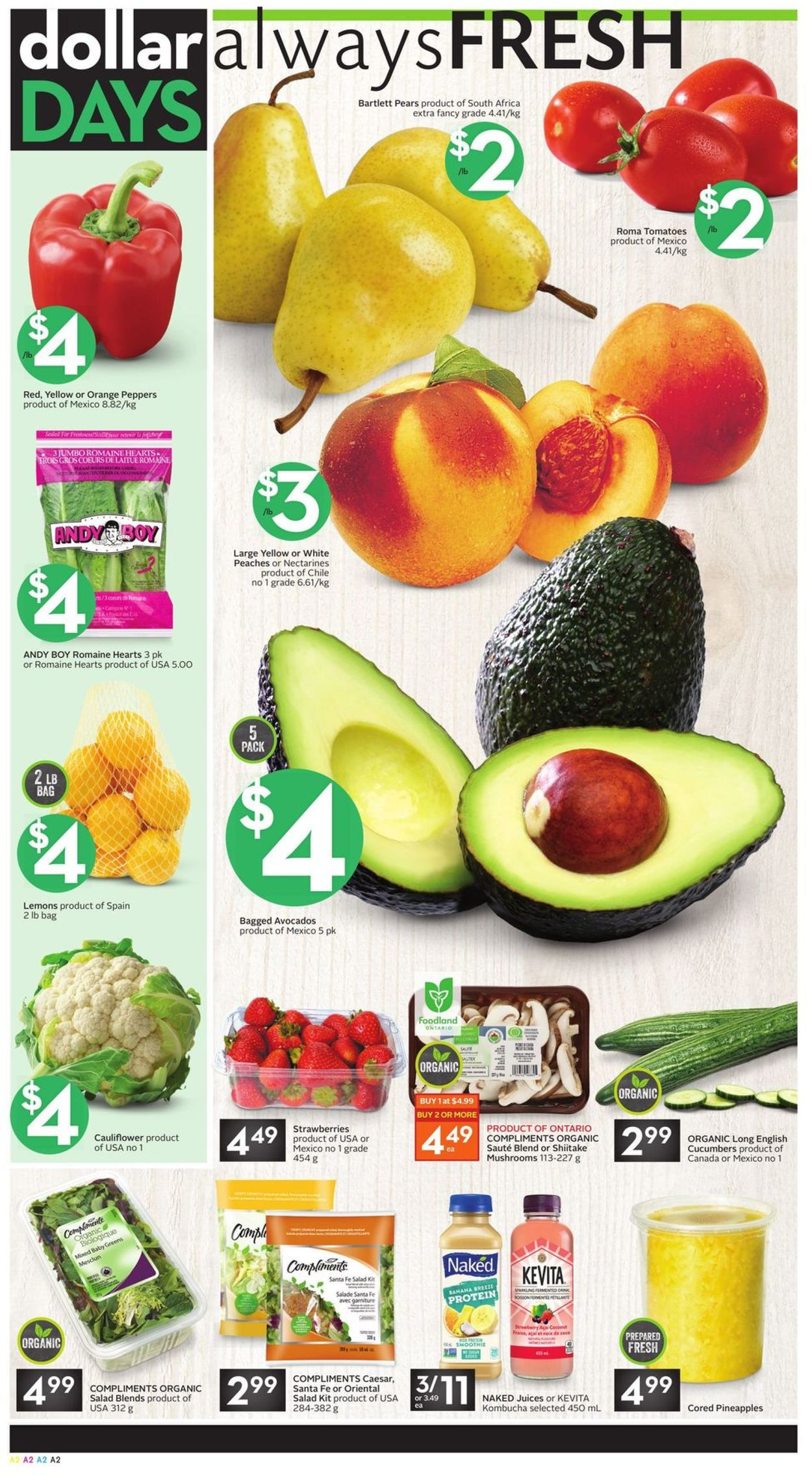 Sobeys Flyer - 03/19-03/25/2020 (Page 2)