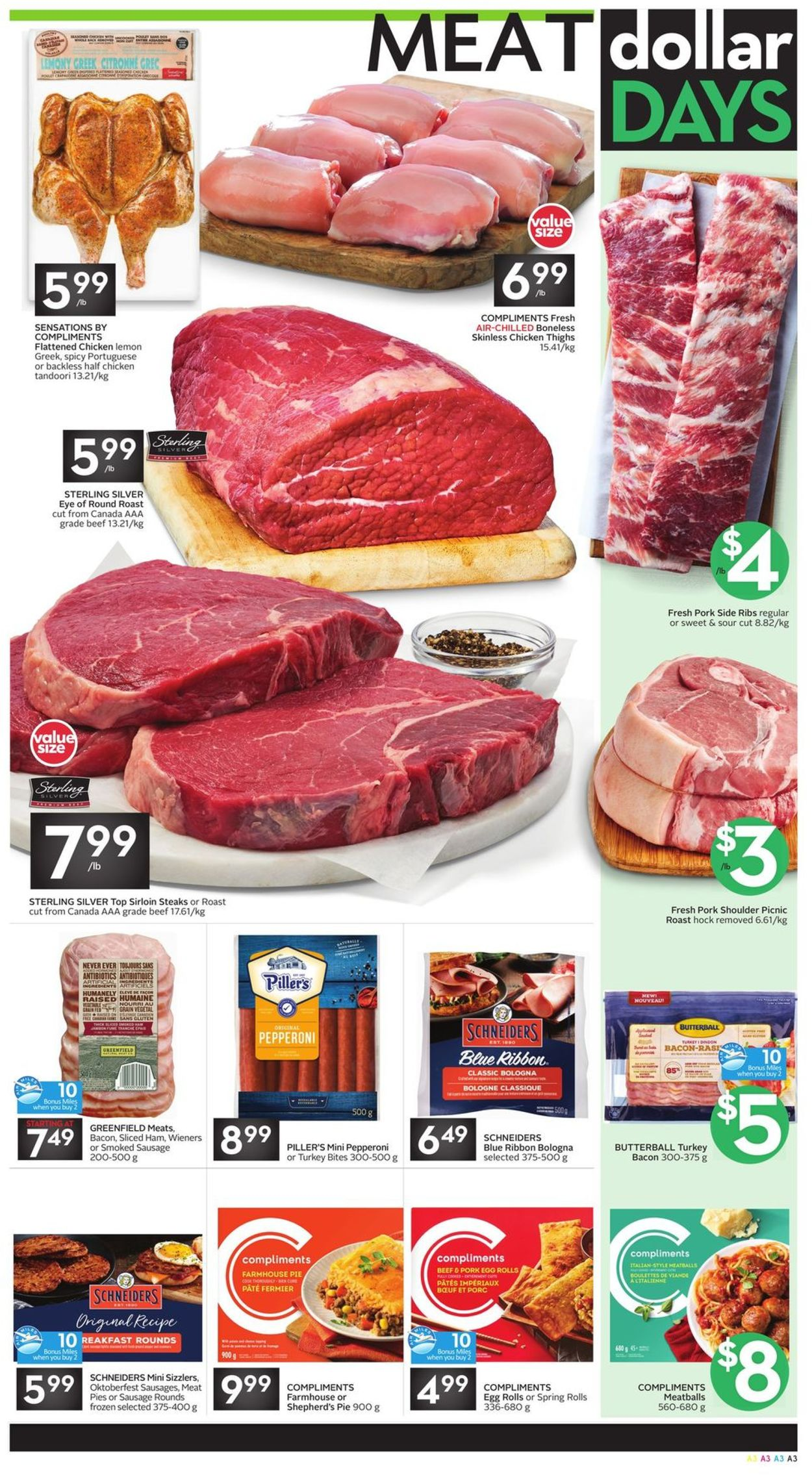 Sobeys Flyer - 03/19-03/25/2020 (Page 3)