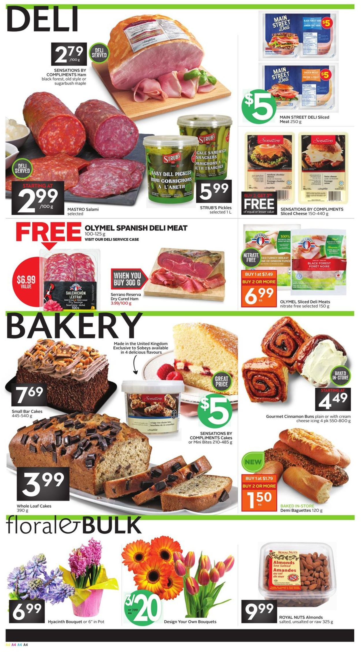 Sobeys Flyer - 03/19-03/25/2020 (Page 6)
