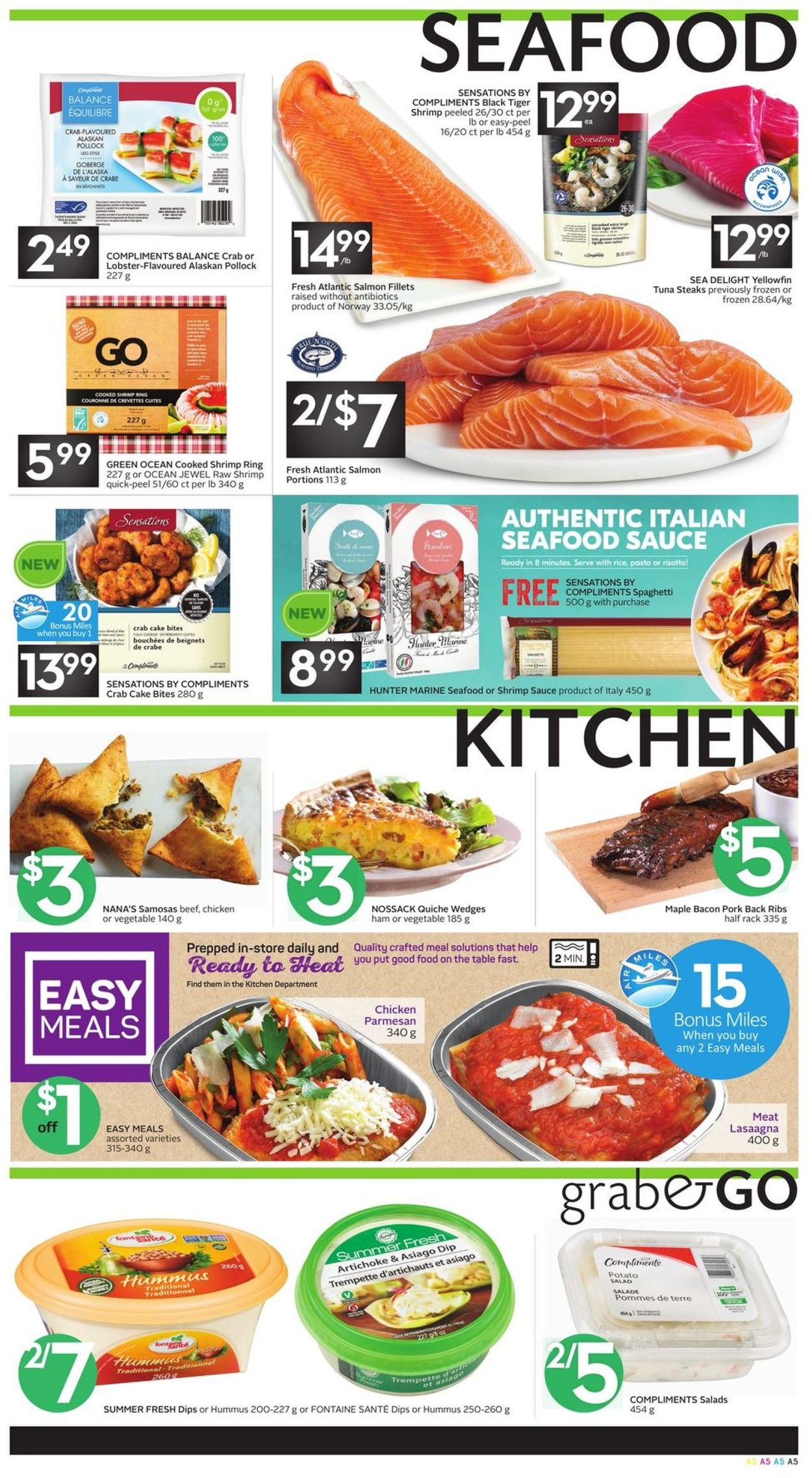 Sobeys Flyer - 03/19-03/25/2020 (Page 7)