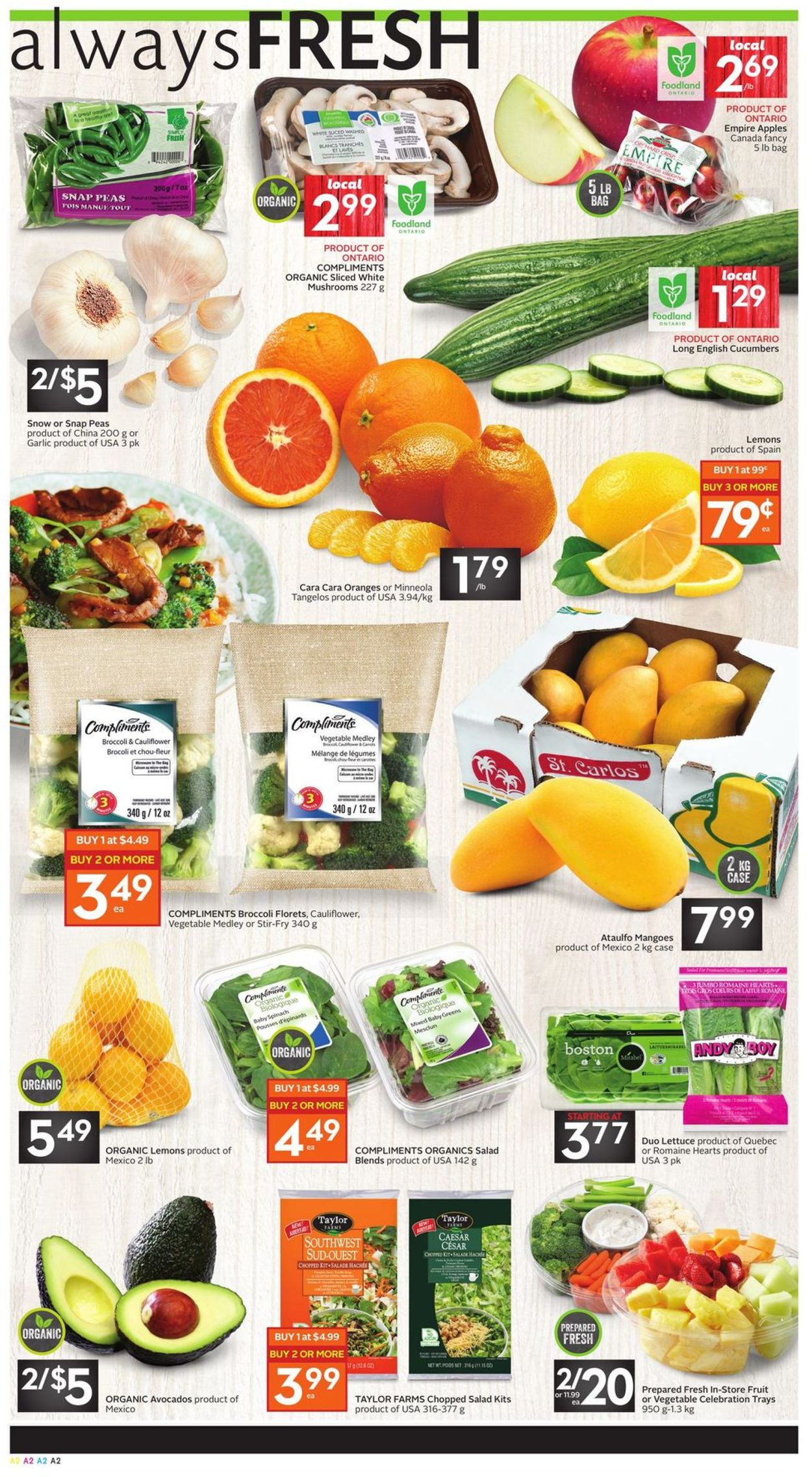 Sobeys Flyer - 04/02-04/08/2020 (Page 2)