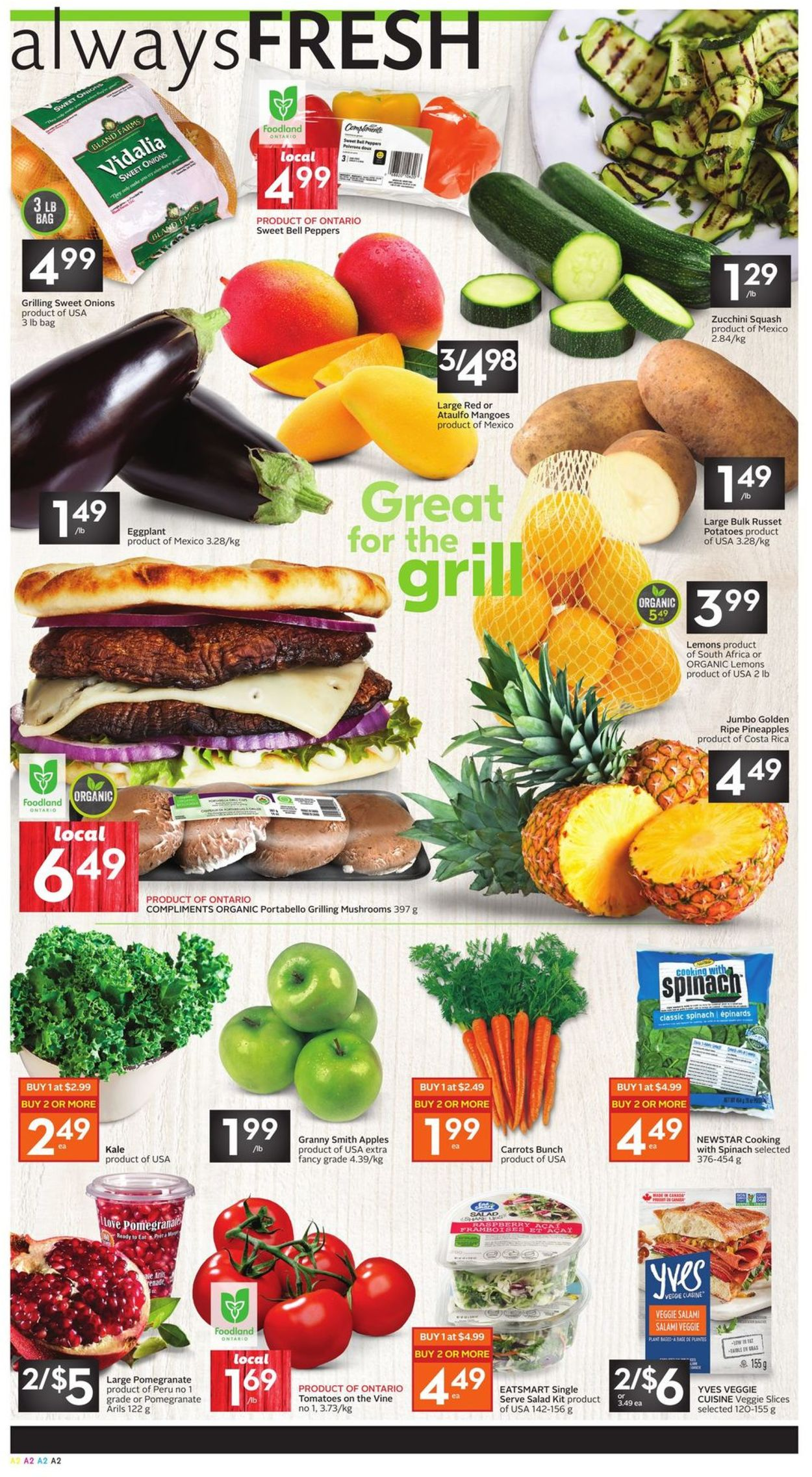 Sobeys Flyer - 04/23-04/29/2020 (Page 2)
