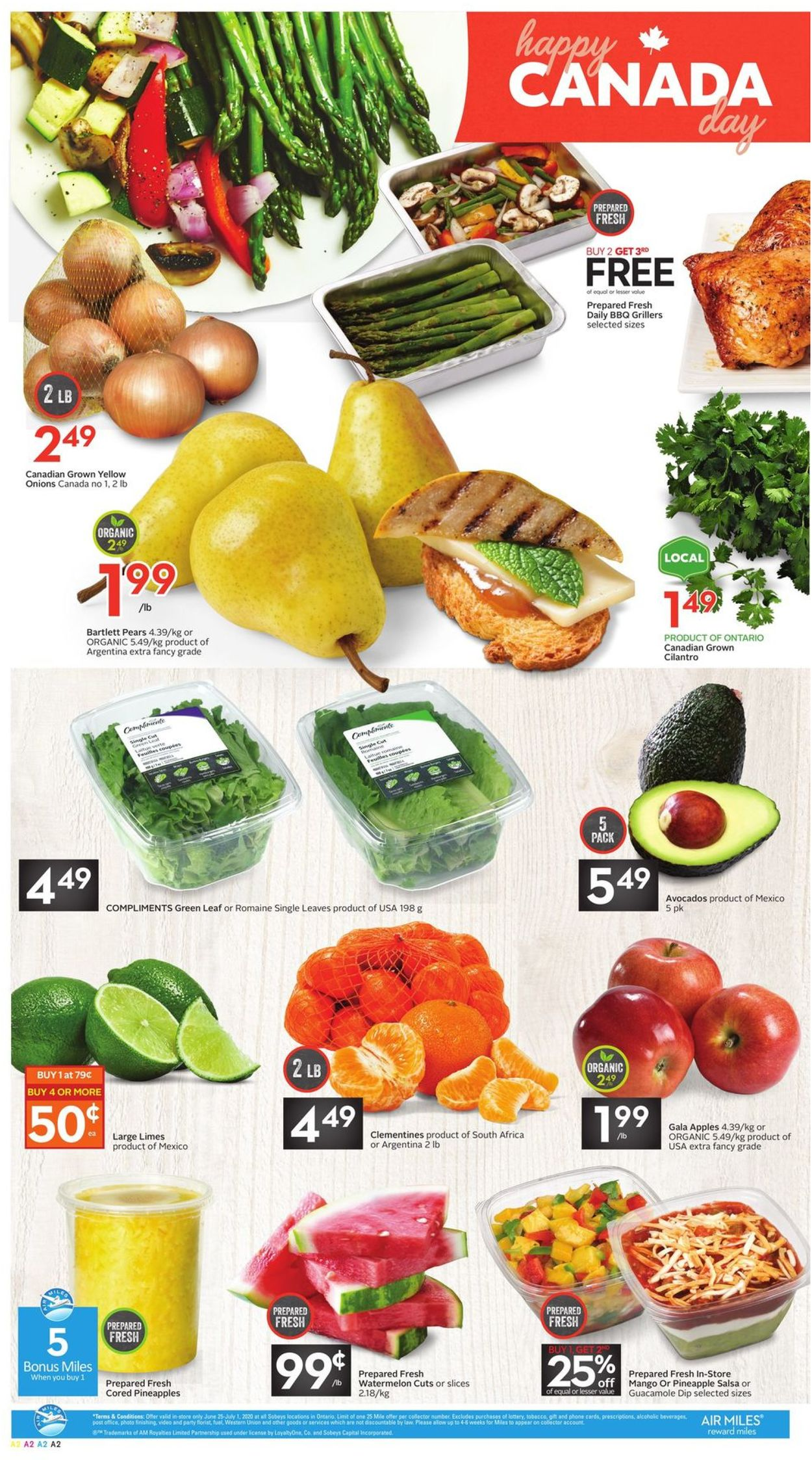 Sobeys Flyer - 06/25-07/01/2020 (Page 2)