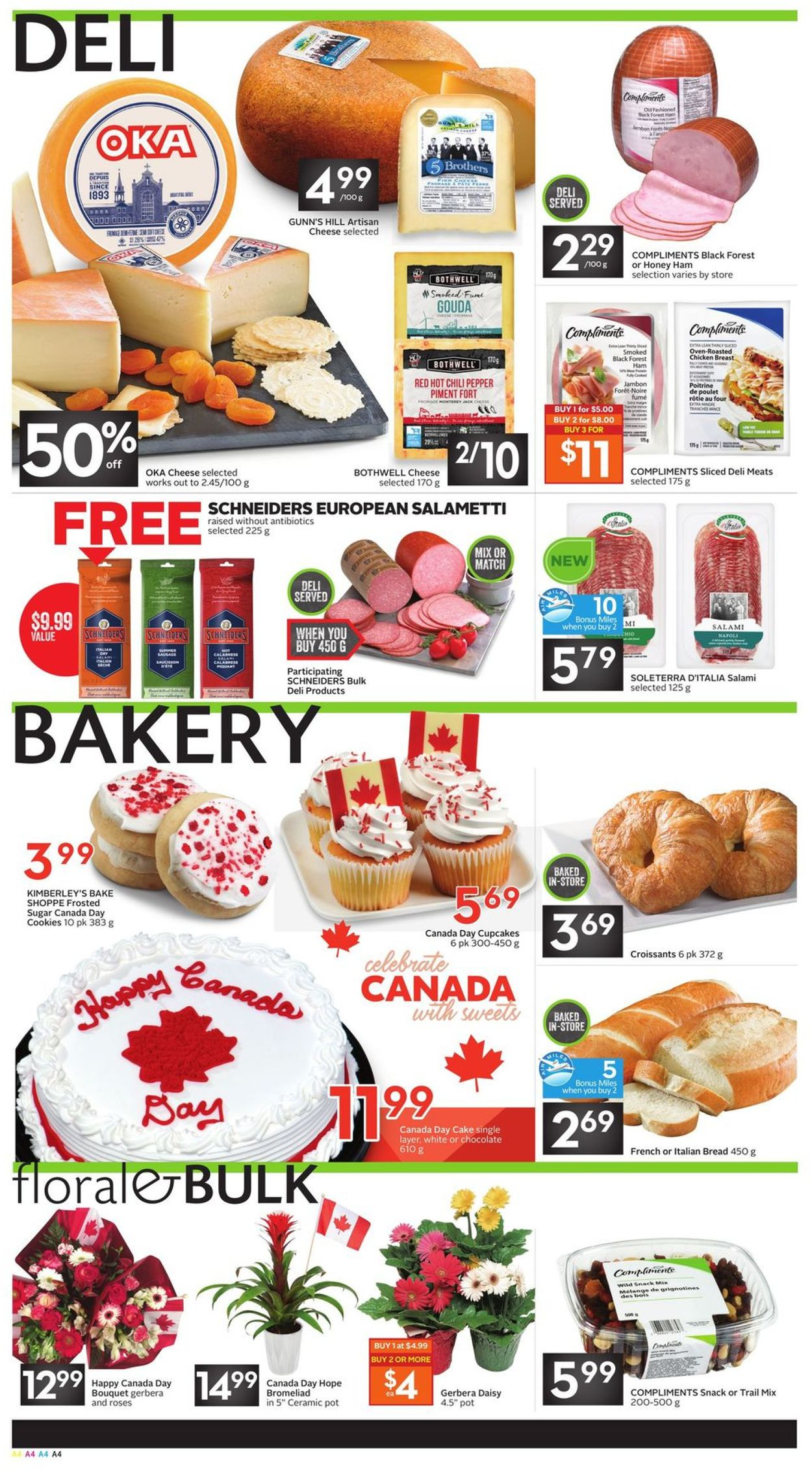 Sobeys Flyer - 06/25-07/01/2020 (Page 4)