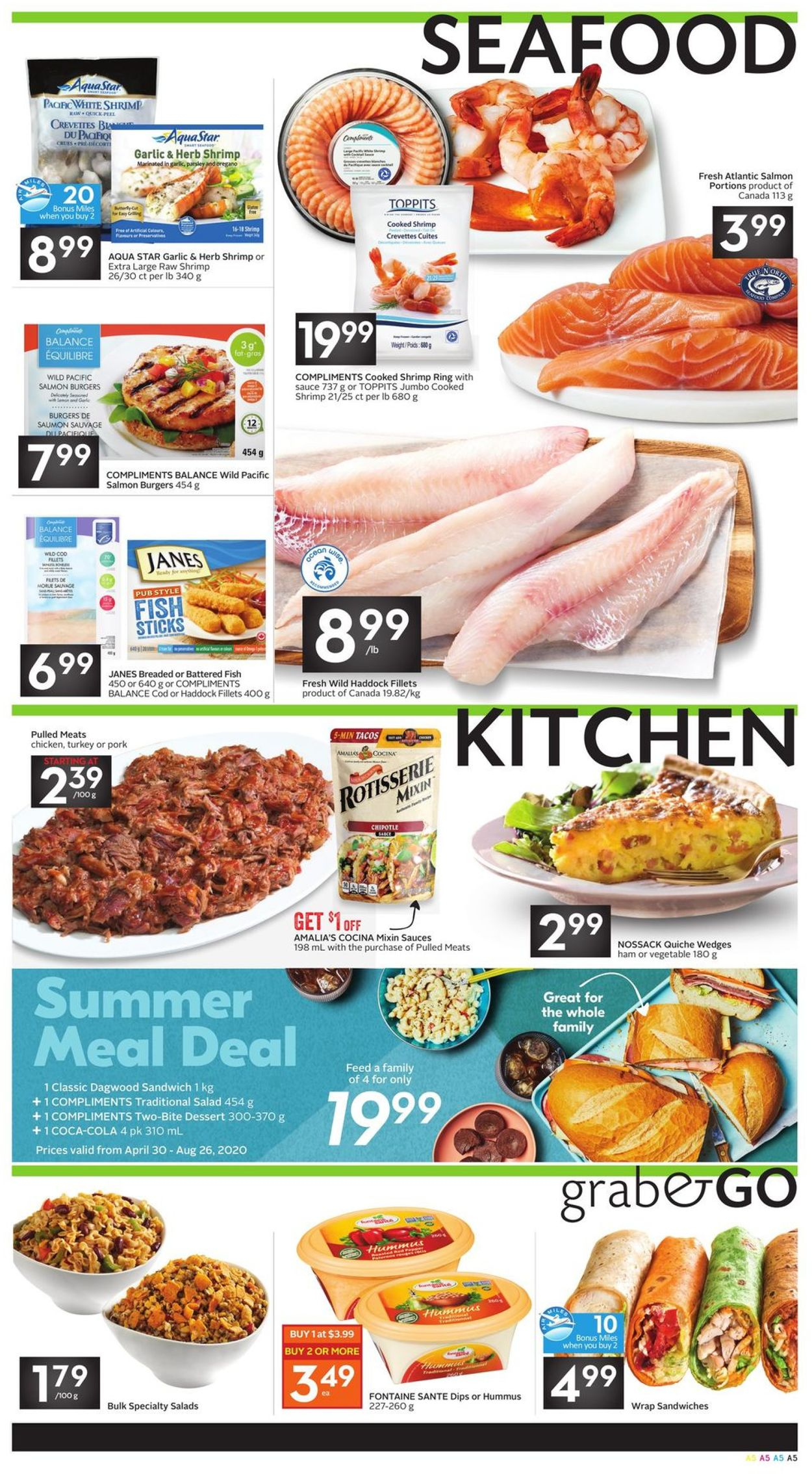 Sobeys Flyer - 07/02-07/08/2020 (Page 7)