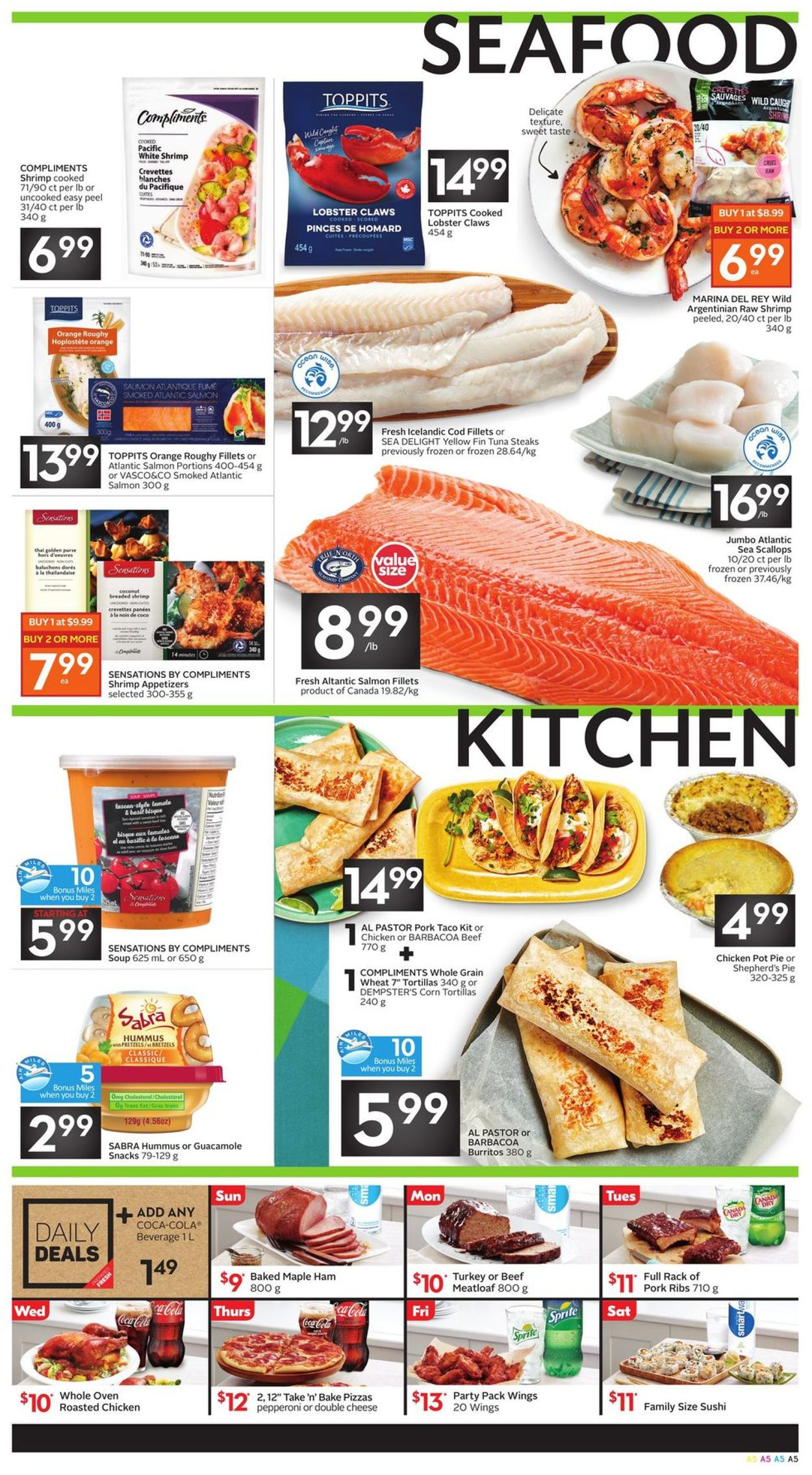 Sobeys Flyer - 07/09-07/15/2020 (Page 7)