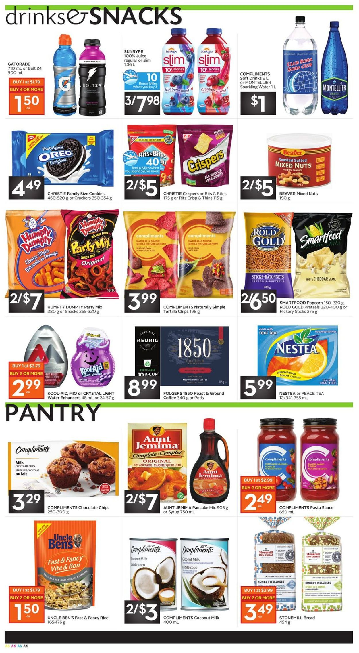 Sobeys Flyer - 07/09-07/15/2020 (Page 8)