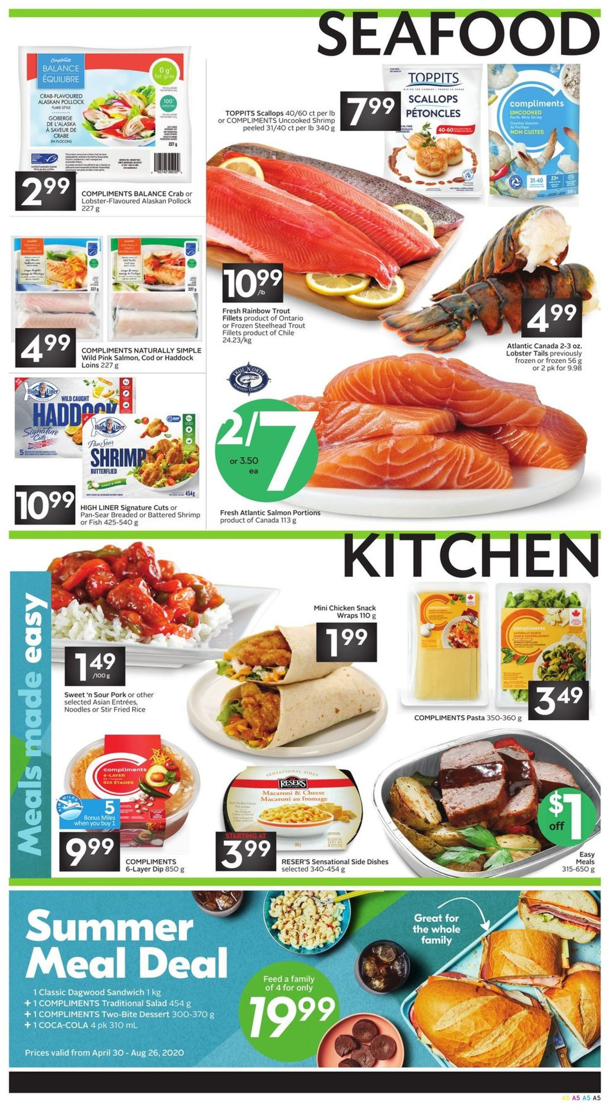 Sobeys Flyer - 07/23-07/29/2020 (Page 7)