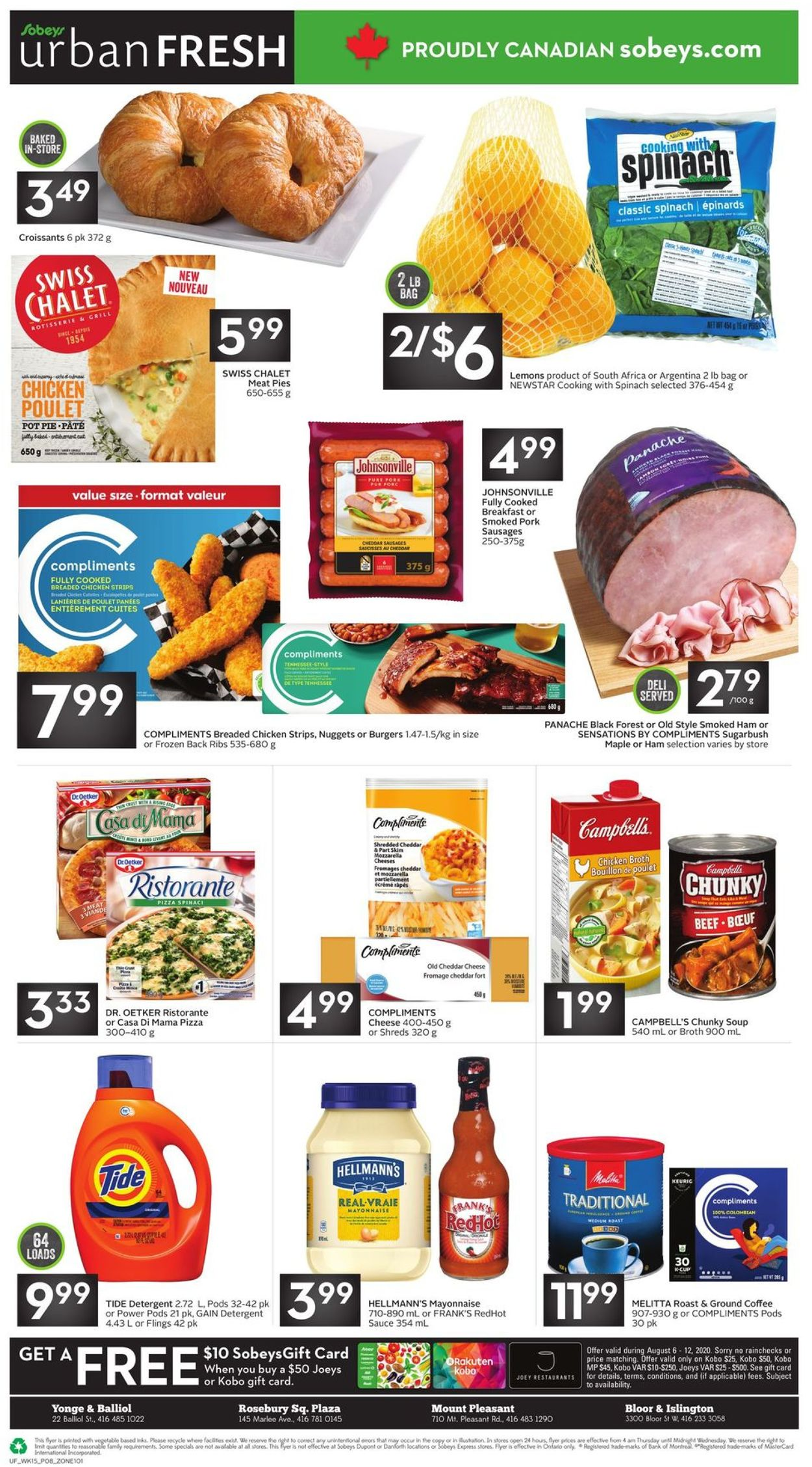 Sobeys Flyer - 08/06-08/12/2020 (Page 14)