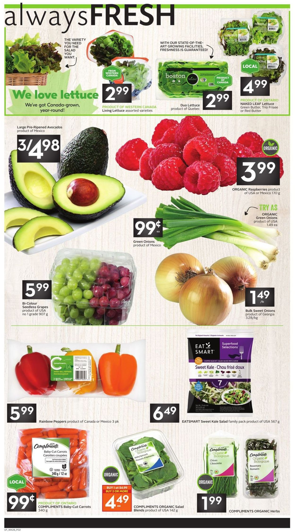 Sobeys Flyer - 11/05-11/11/2020 (Page 2)