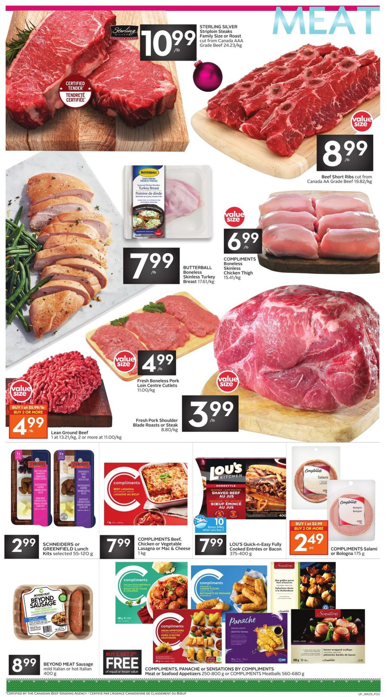 Sobeys Flyer - 11/12-11/18/2020 (Page 3)