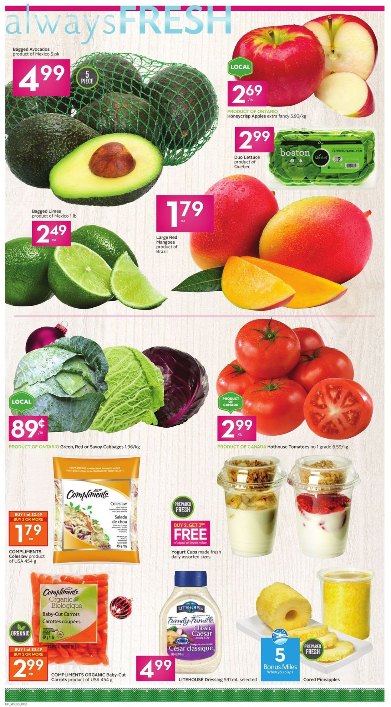 Sobeys Flyer - 11/19-11/25/2020 (Page 2)