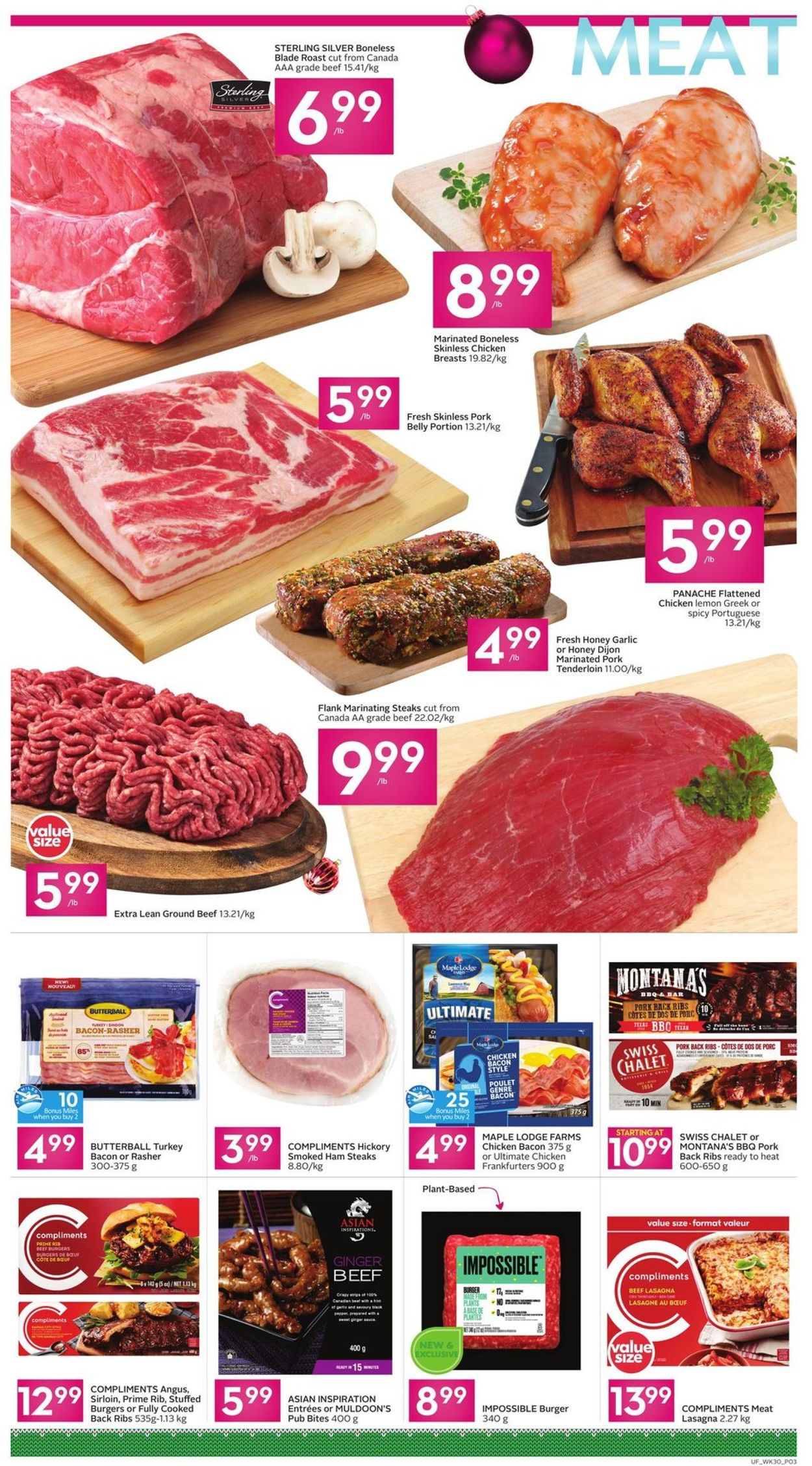 Sobeys Flyer - 11/19-11/25/2020 (Page 3)
