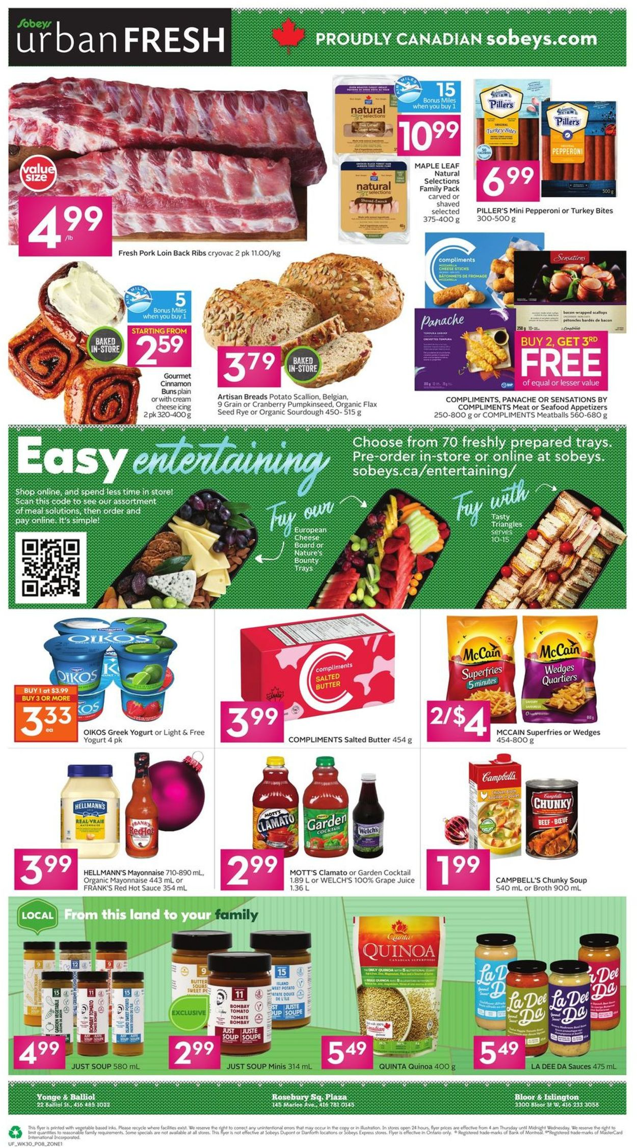Sobeys Flyer - 11/19-11/25/2020 (Page 11)