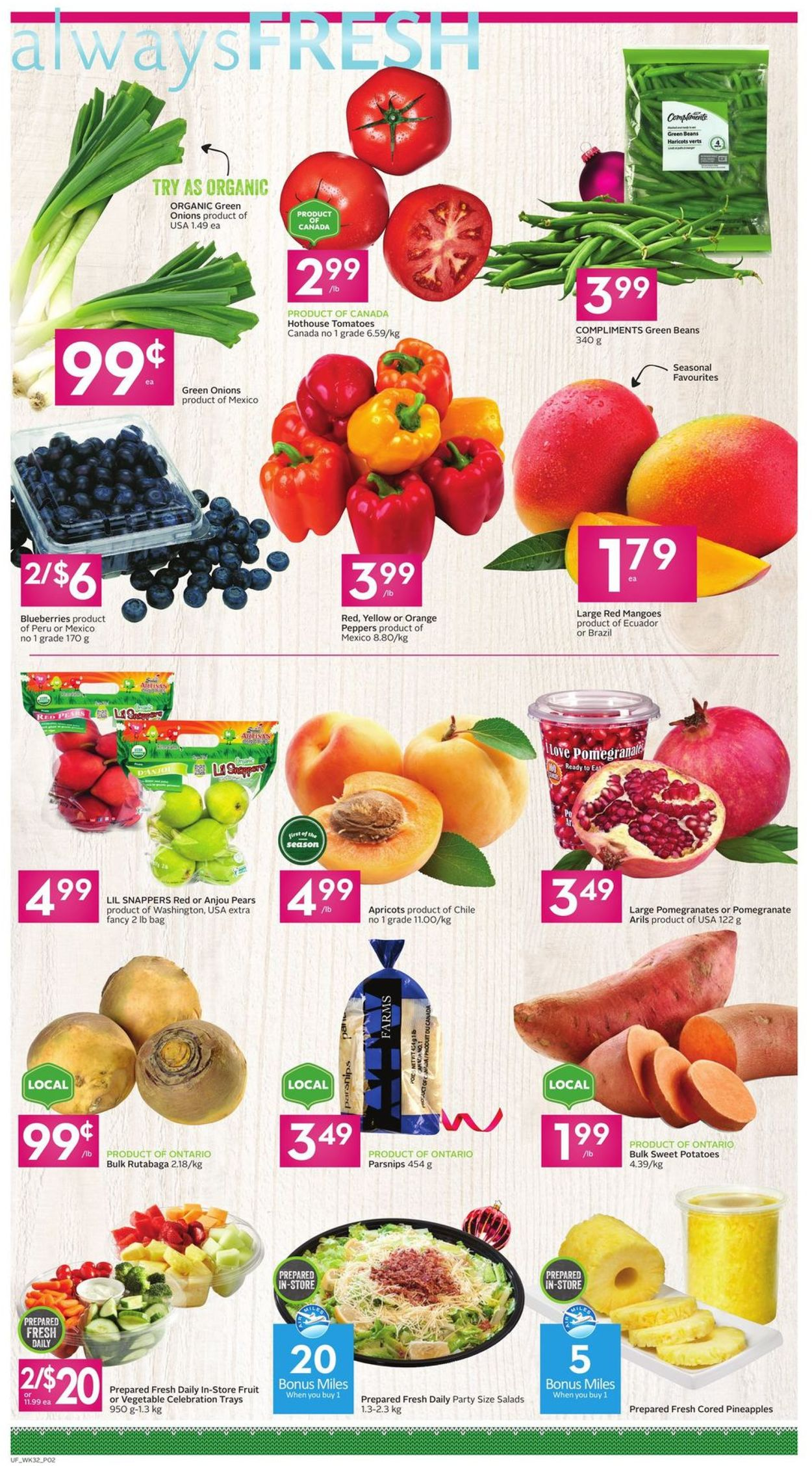 Sobeys - Holiday 2020 Flyer - 12/03-12/09/2020 (Page 2)