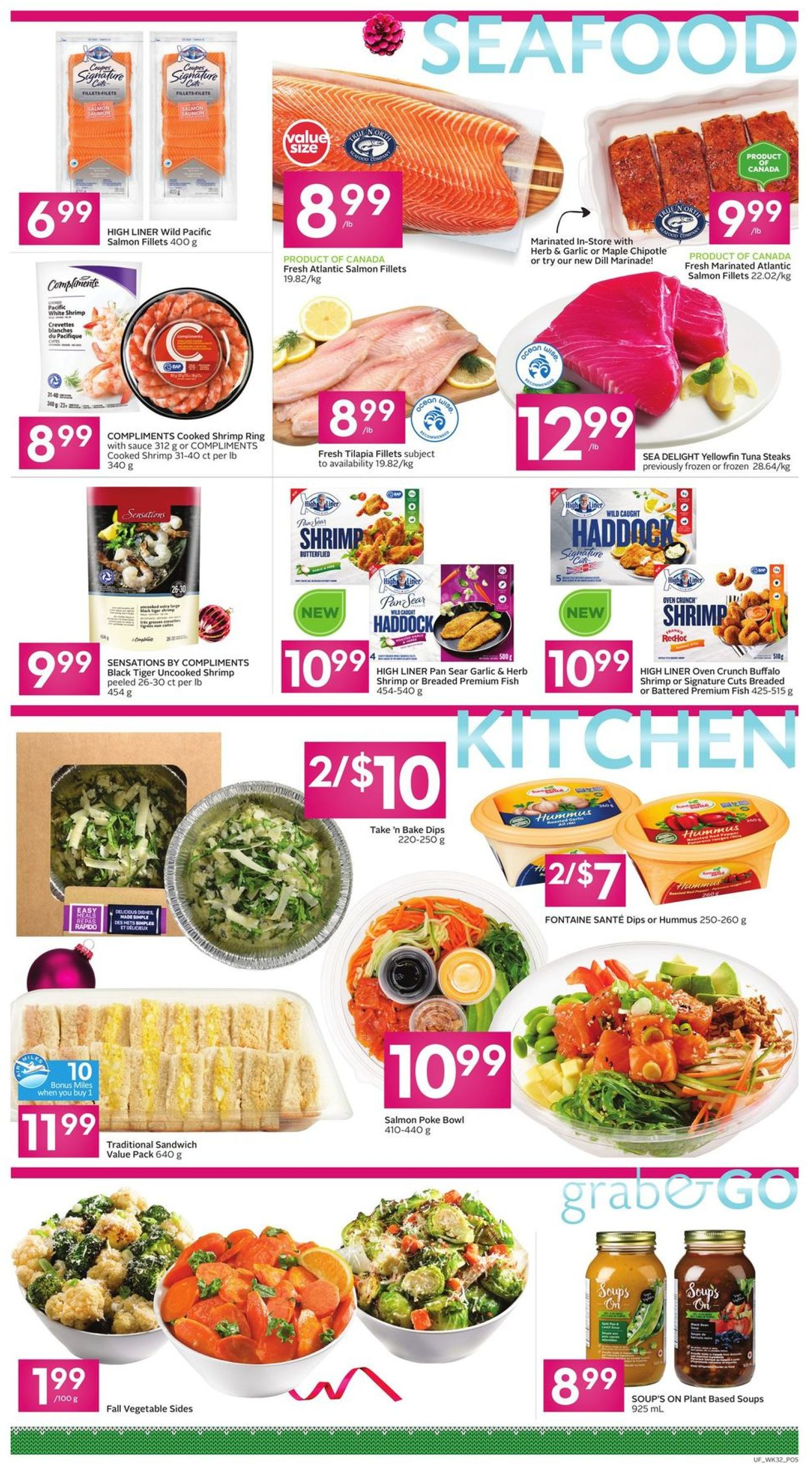 Sobeys - Holiday 2020 Flyer - 12/03-12/09/2020 (Page 6)