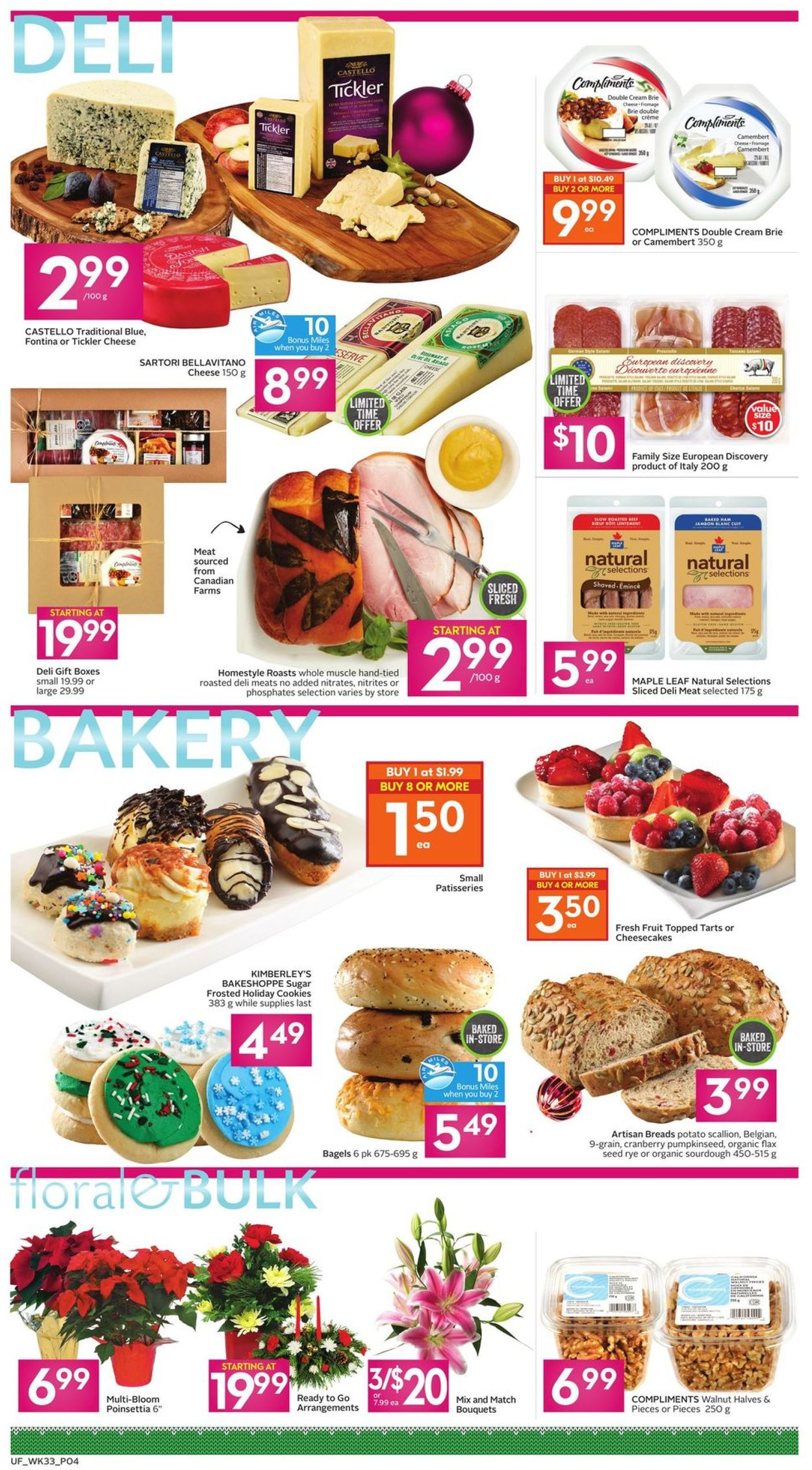 Sobeys - Holiday 2020 Flyer - 12/10-12/16/2020 (Page 5)