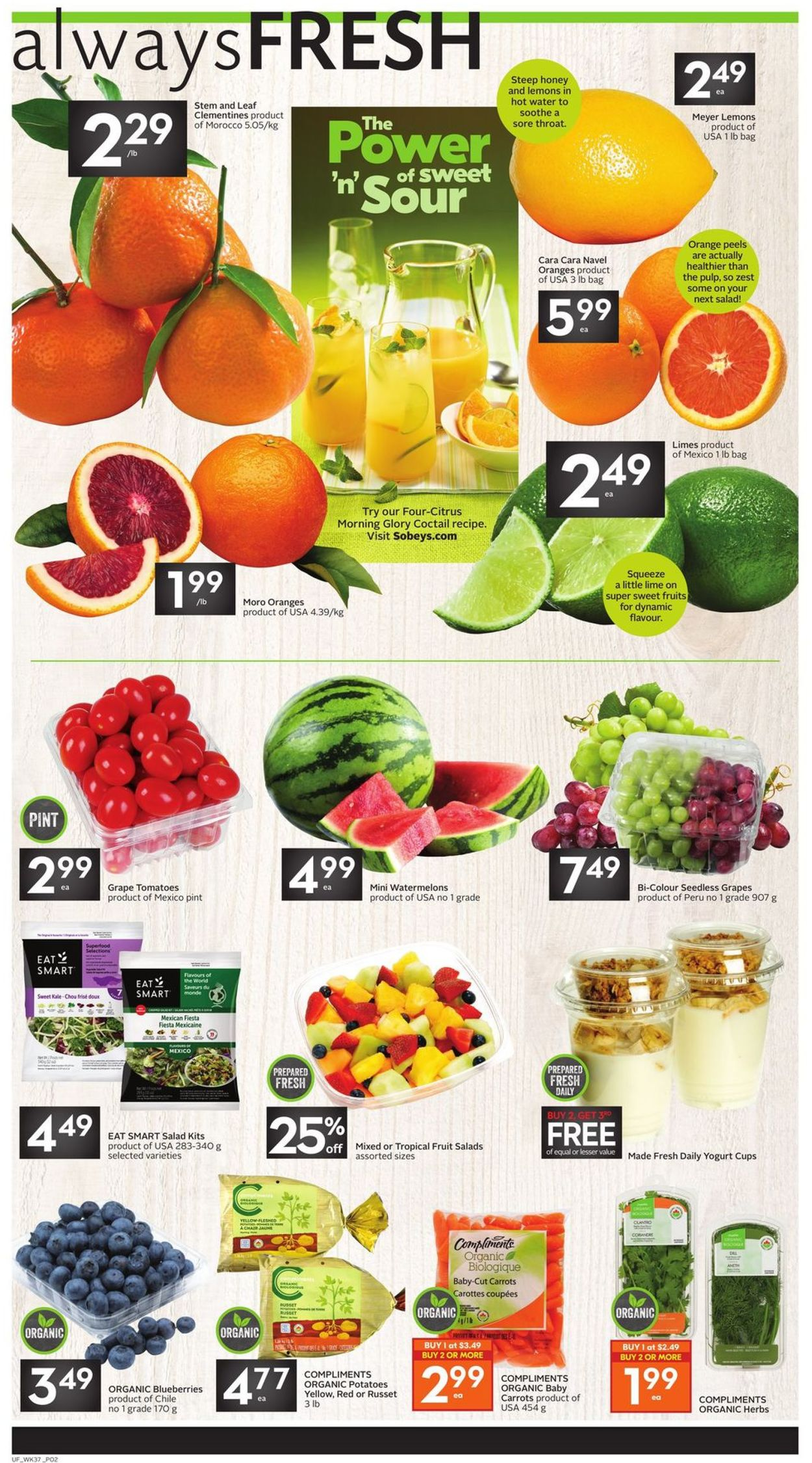 Sobeys Flyer - 01/07-01/13/2021 (Page 2)