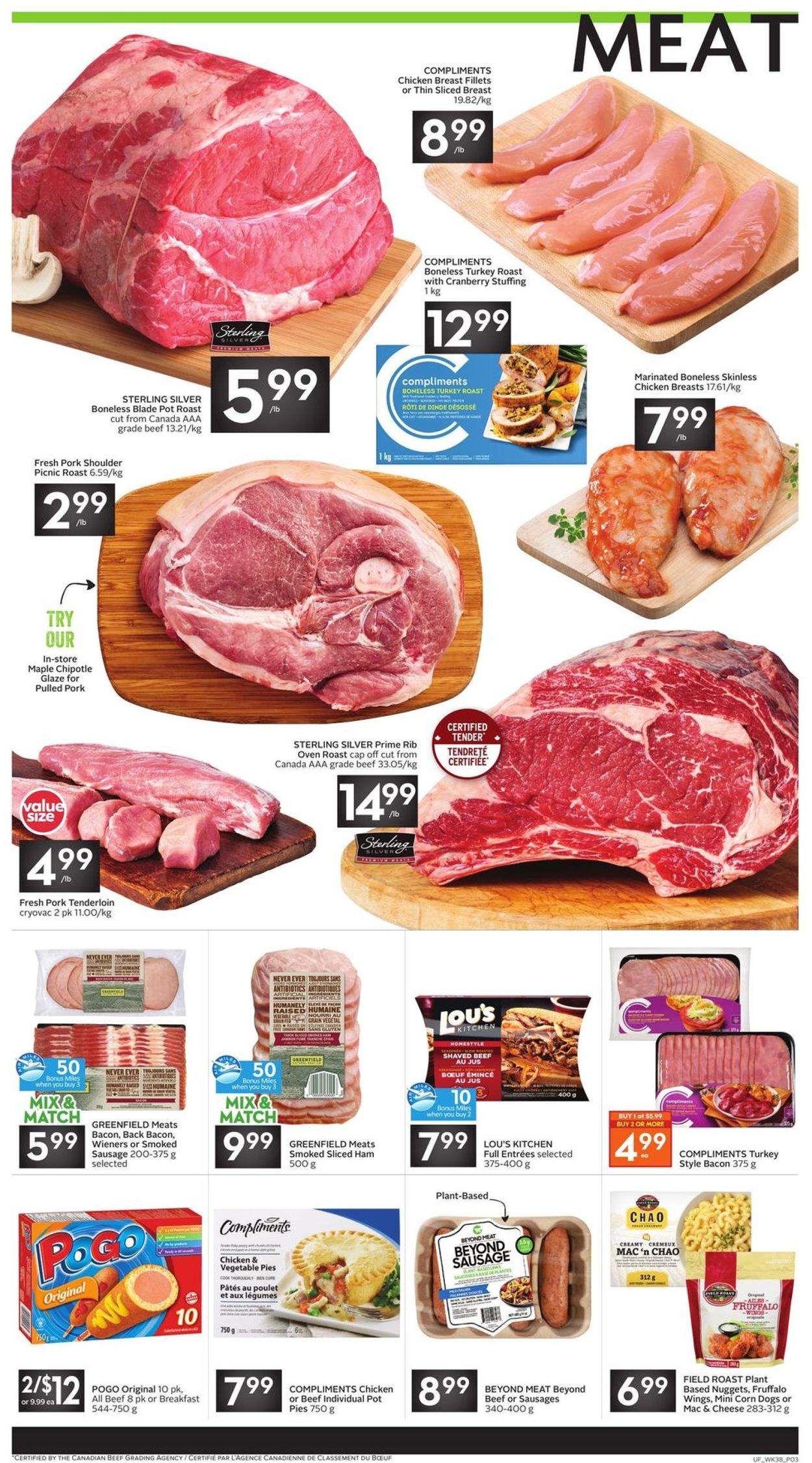 Sobeys Flyer - 01/14-01/20/2021 (Page 3)