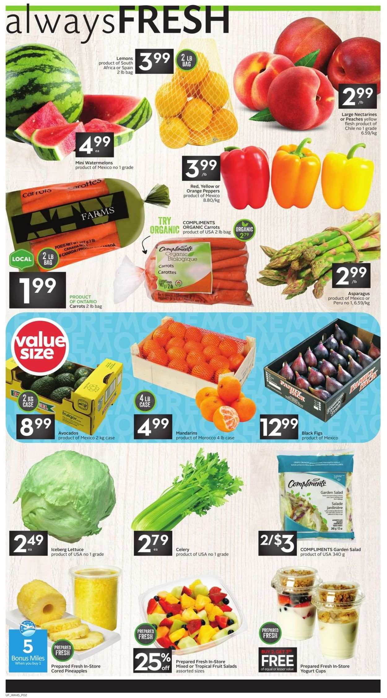 Sobeys Flyer - 03/04-03/10/2021 (Page 2)