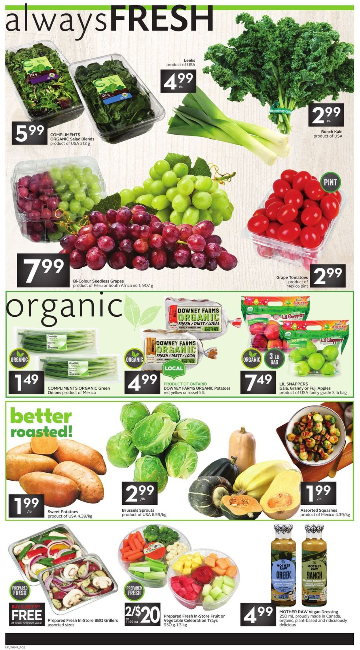 Sobeys Flyer - 03/18-03/24/2021 (Page 2)