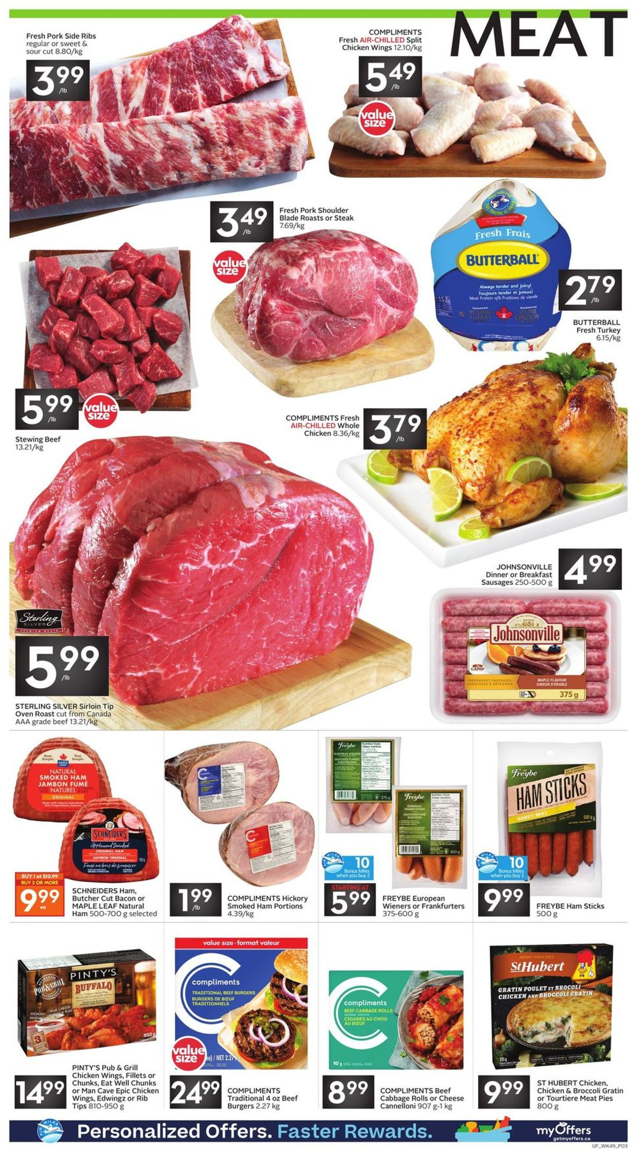 Sobeys Flyer - 04/01-04/07/2021 (Page 3)