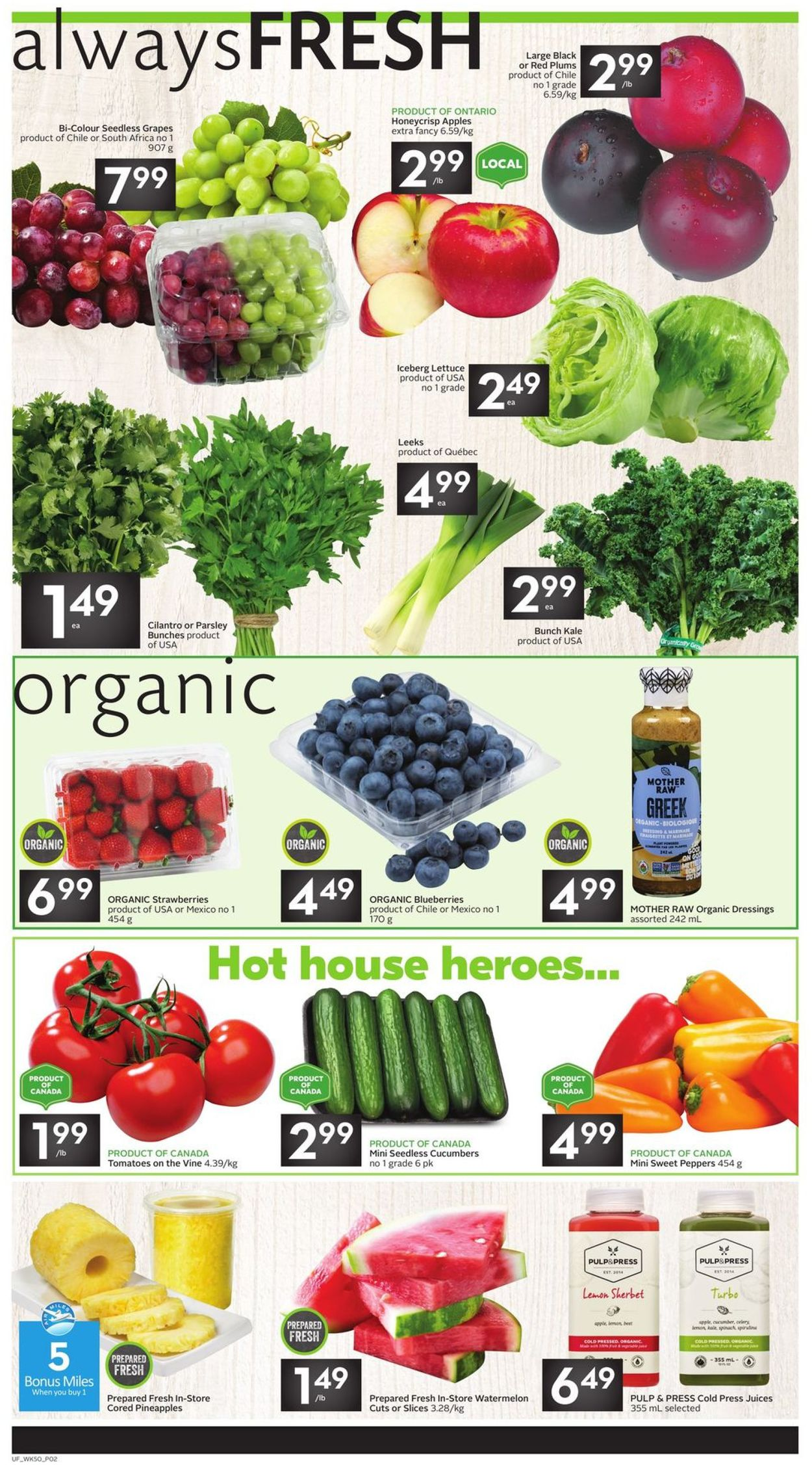 Sobeys Flyer - 04/08-04/14/2021 (Page 2)