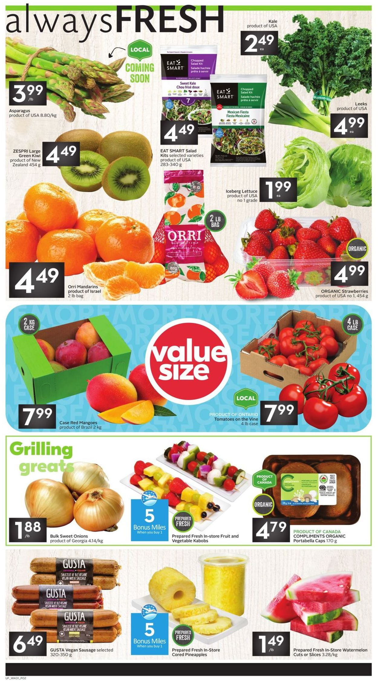 Sobeys Flyer - 04/29-05/05/2021 (Page 2)