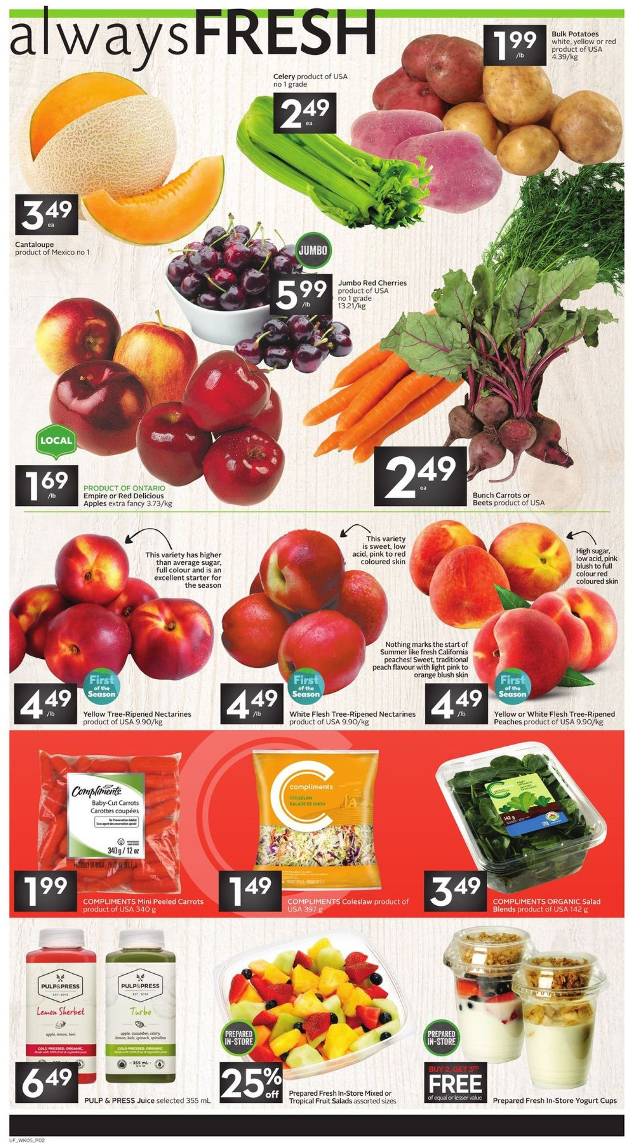 Sobeys Flyer - 05/27-06/02/2021 (Page 2)