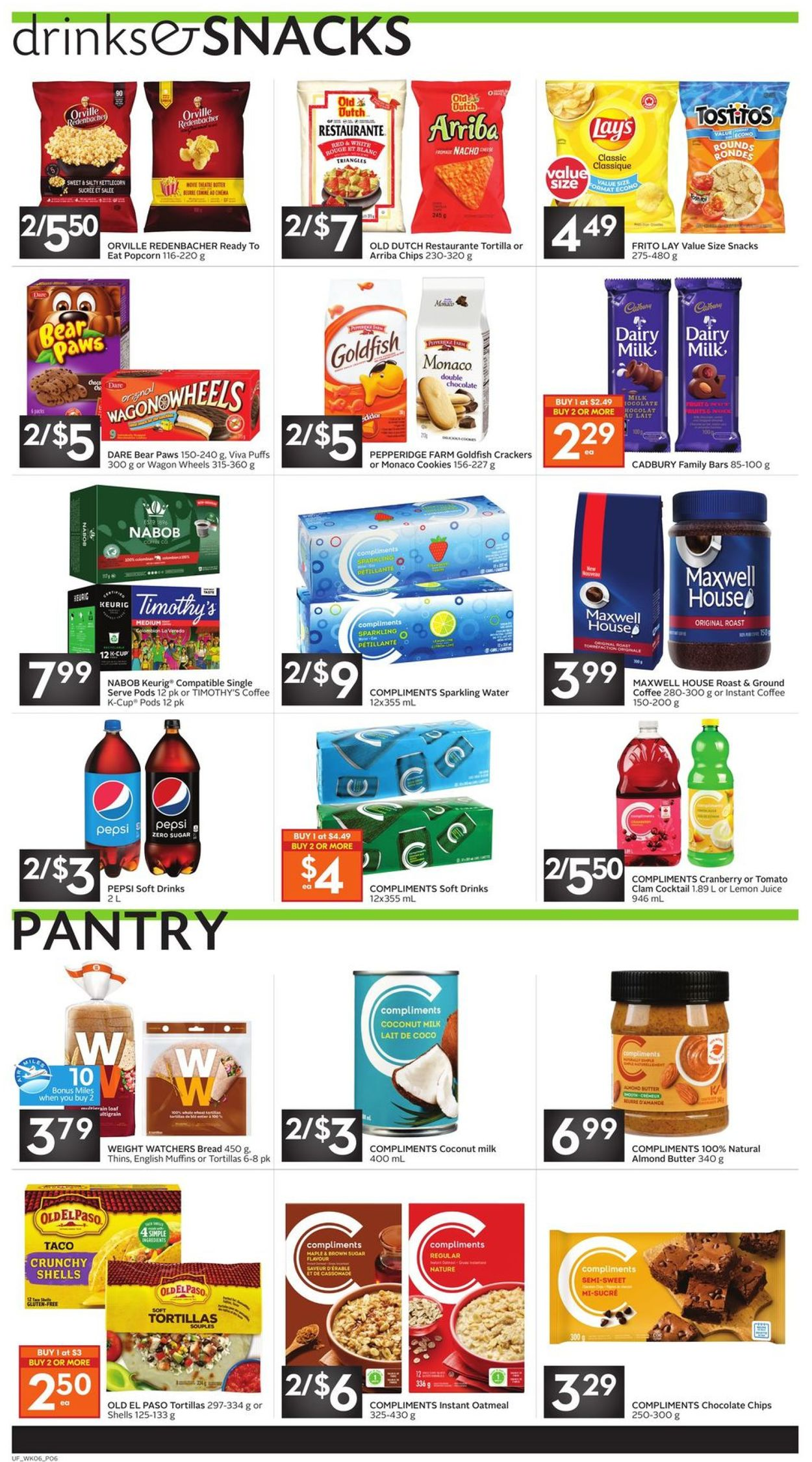 Sobeys Flyer - 06/03-06/09/2021 (Page 6)