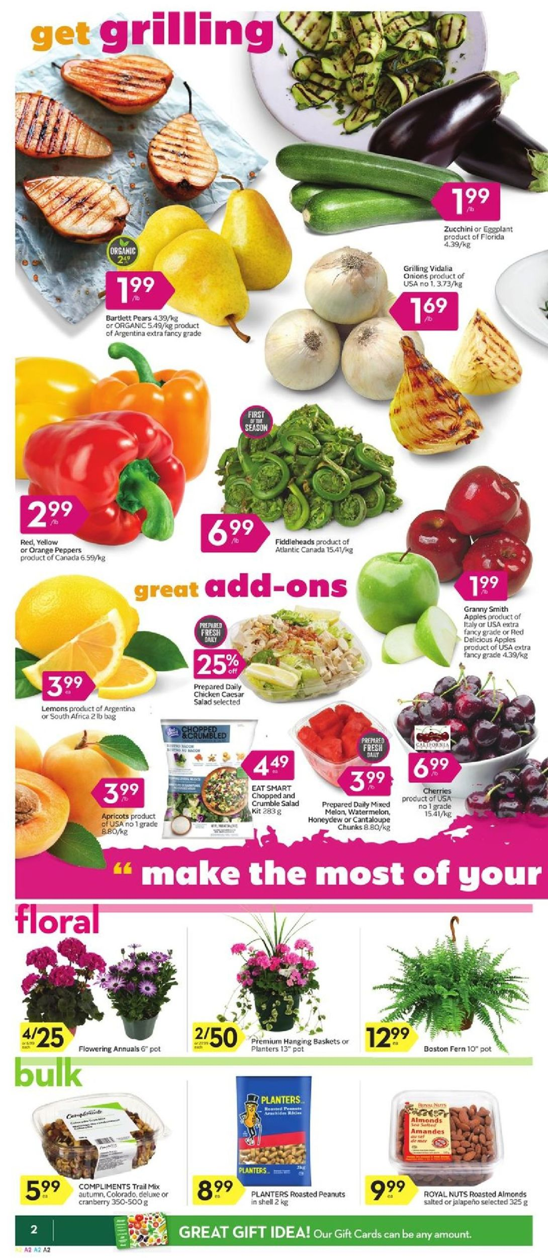 Sobeys Flyer - 05/16-05/22/2019 (Page 2)