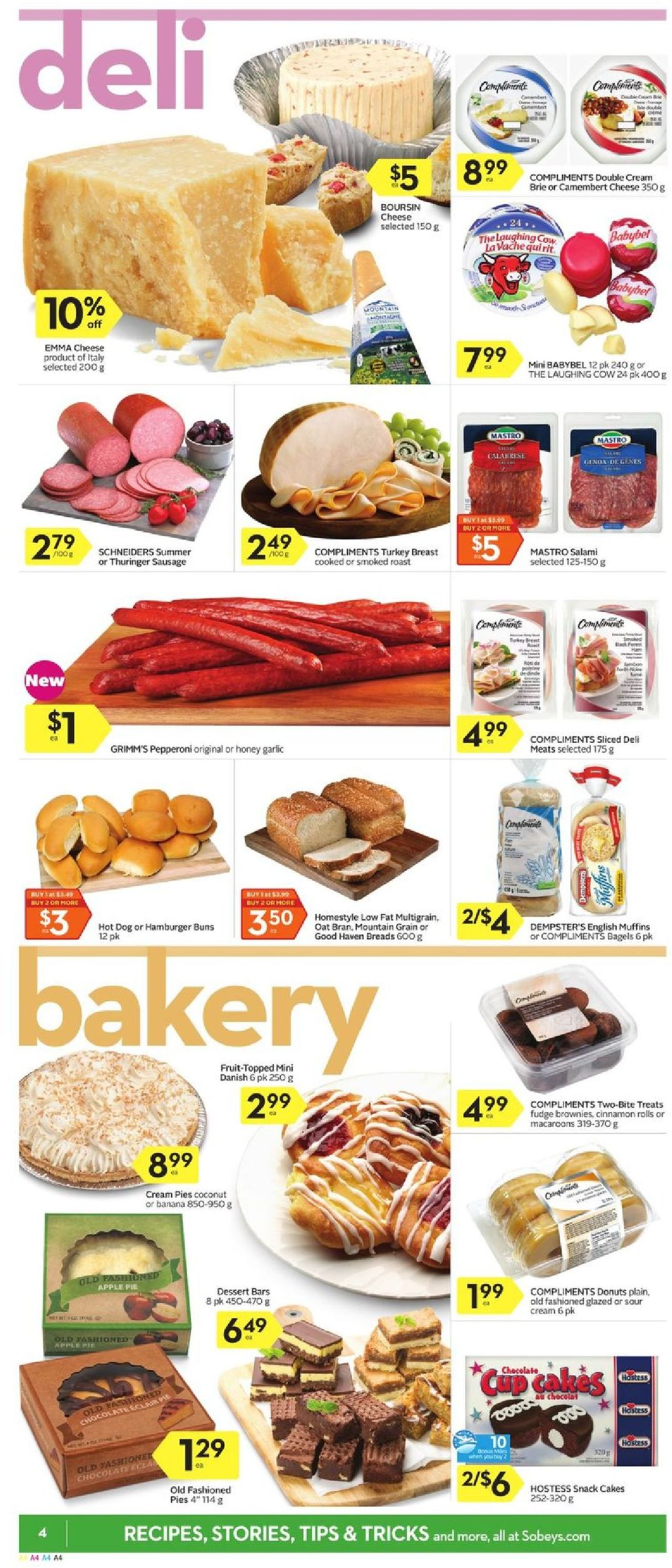 Sobeys Flyer - 05/16-05/22/2019 (Page 4)