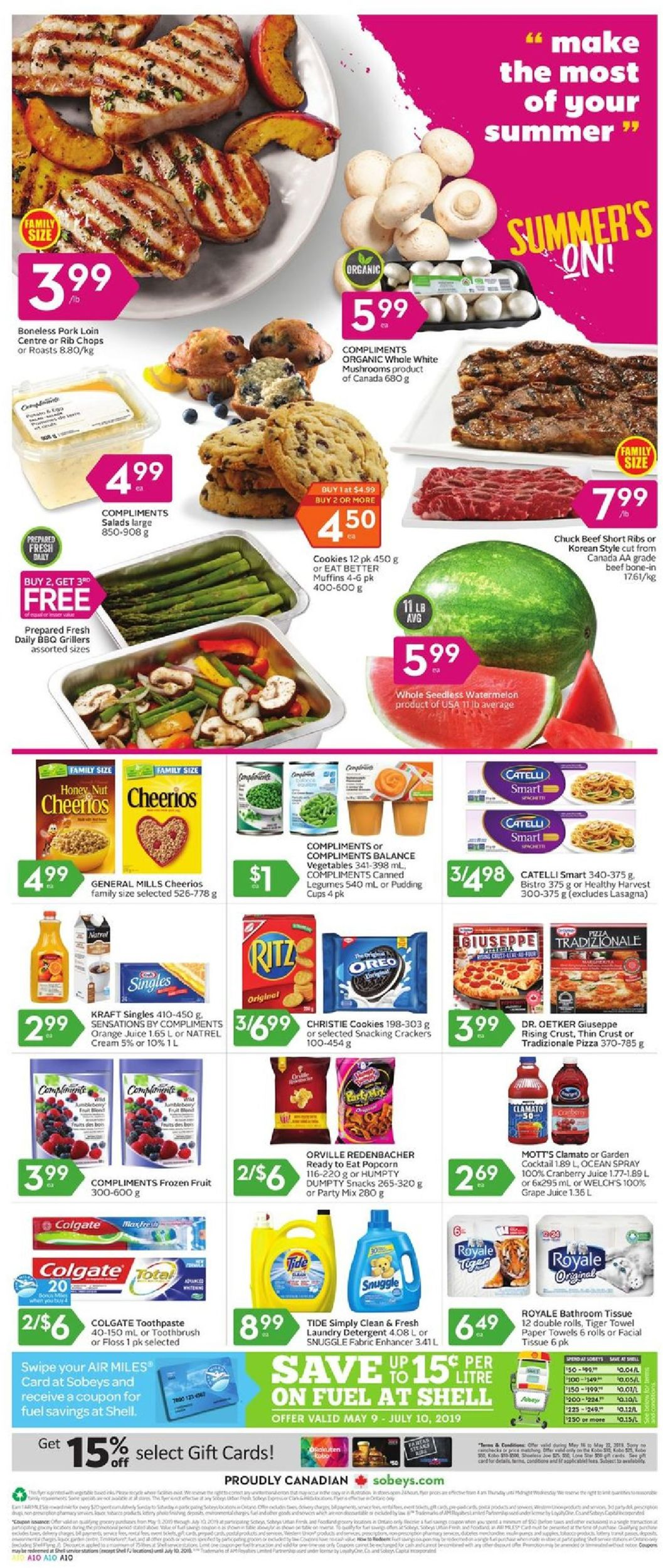 Sobeys Flyer - 05/16-05/22/2019 (Page 12)