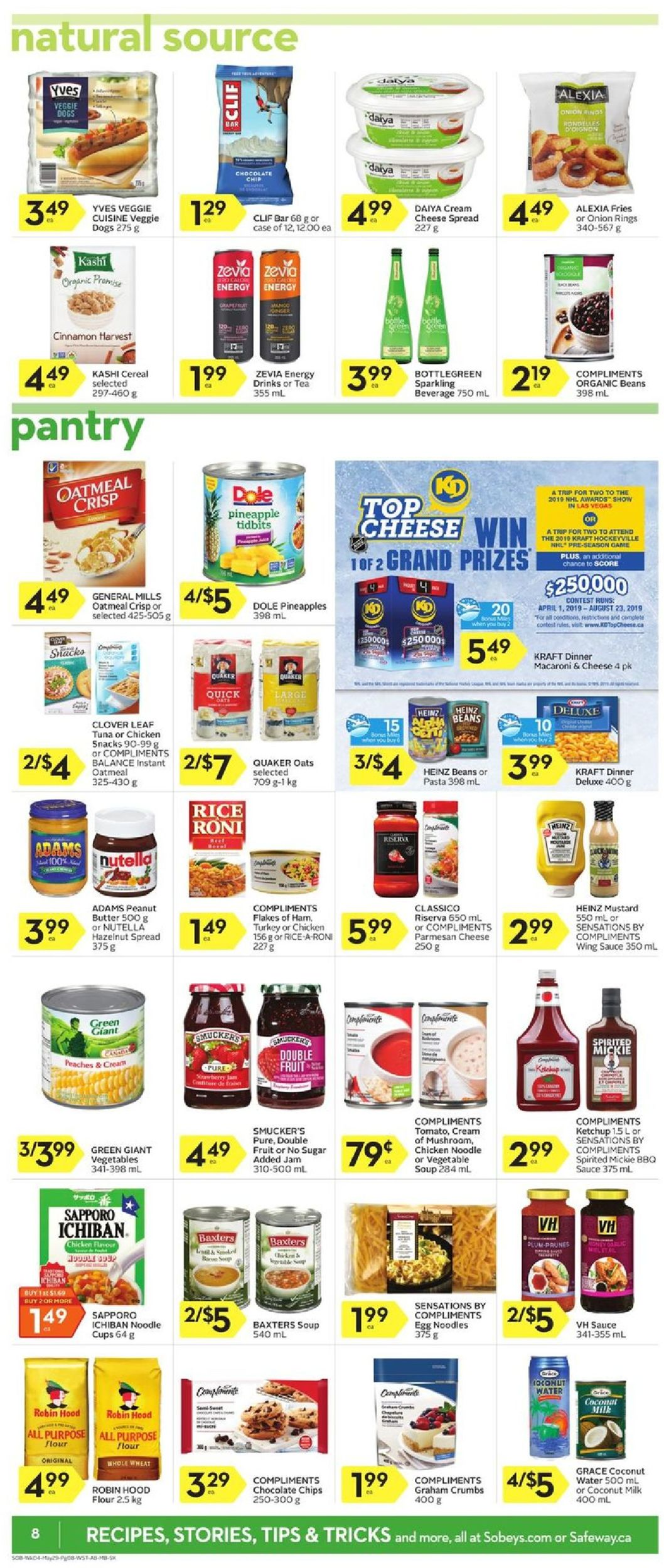 Sobeys Flyer - 05/23-05/29/2019 (Page 9)