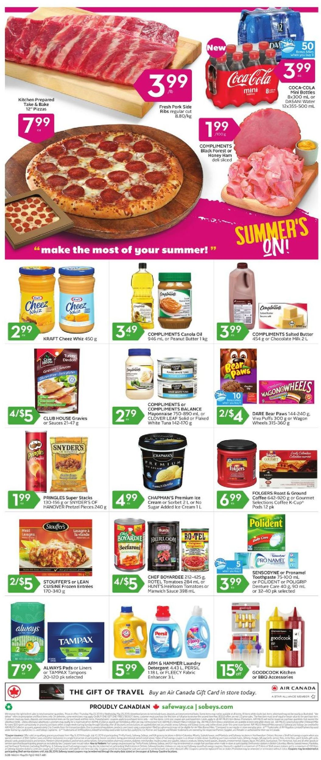 Sobeys Flyer - 05/23-05/29/2019 (Page 13)