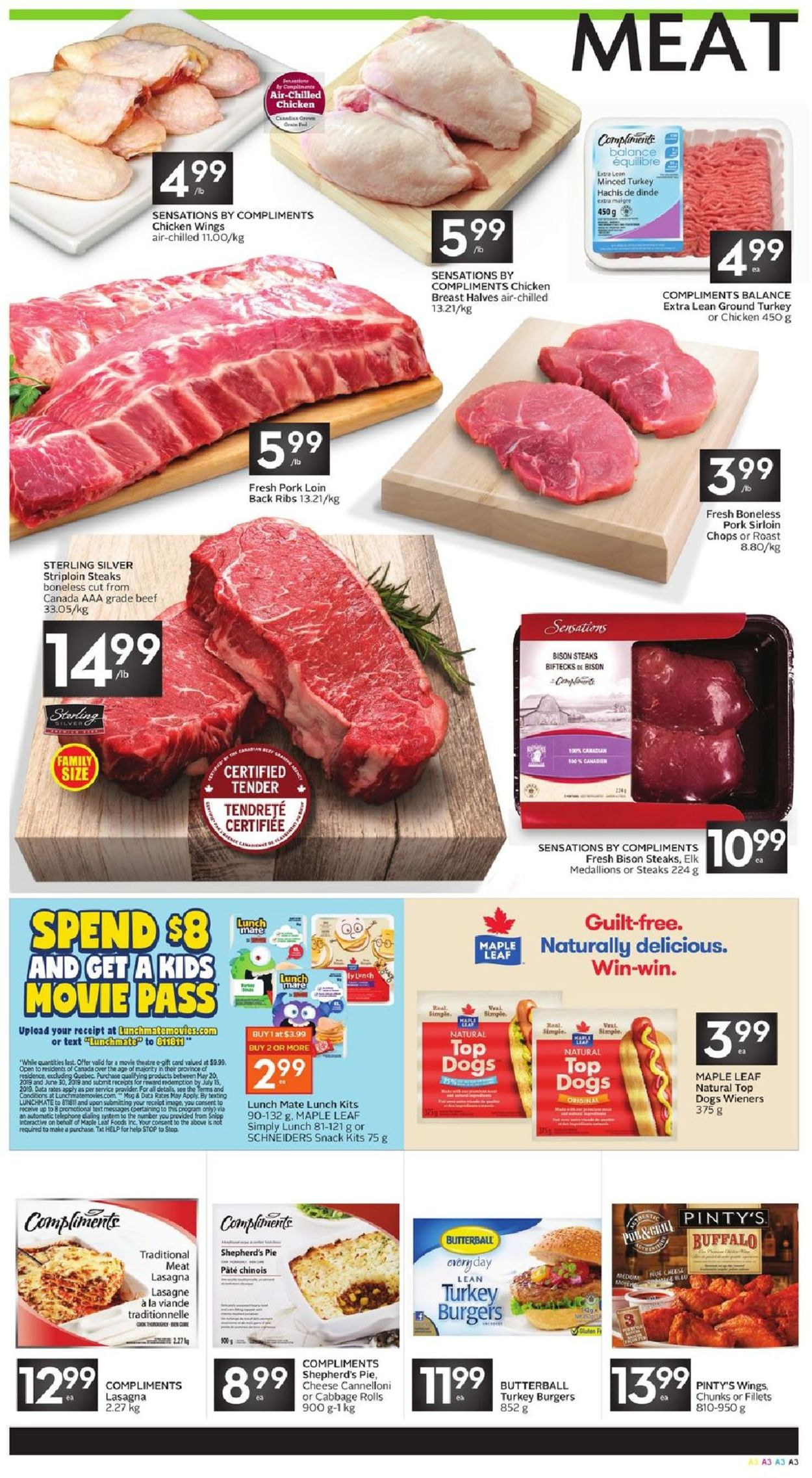 Sobeys Flyer - 05/30-06/05/2019 (Page 3)