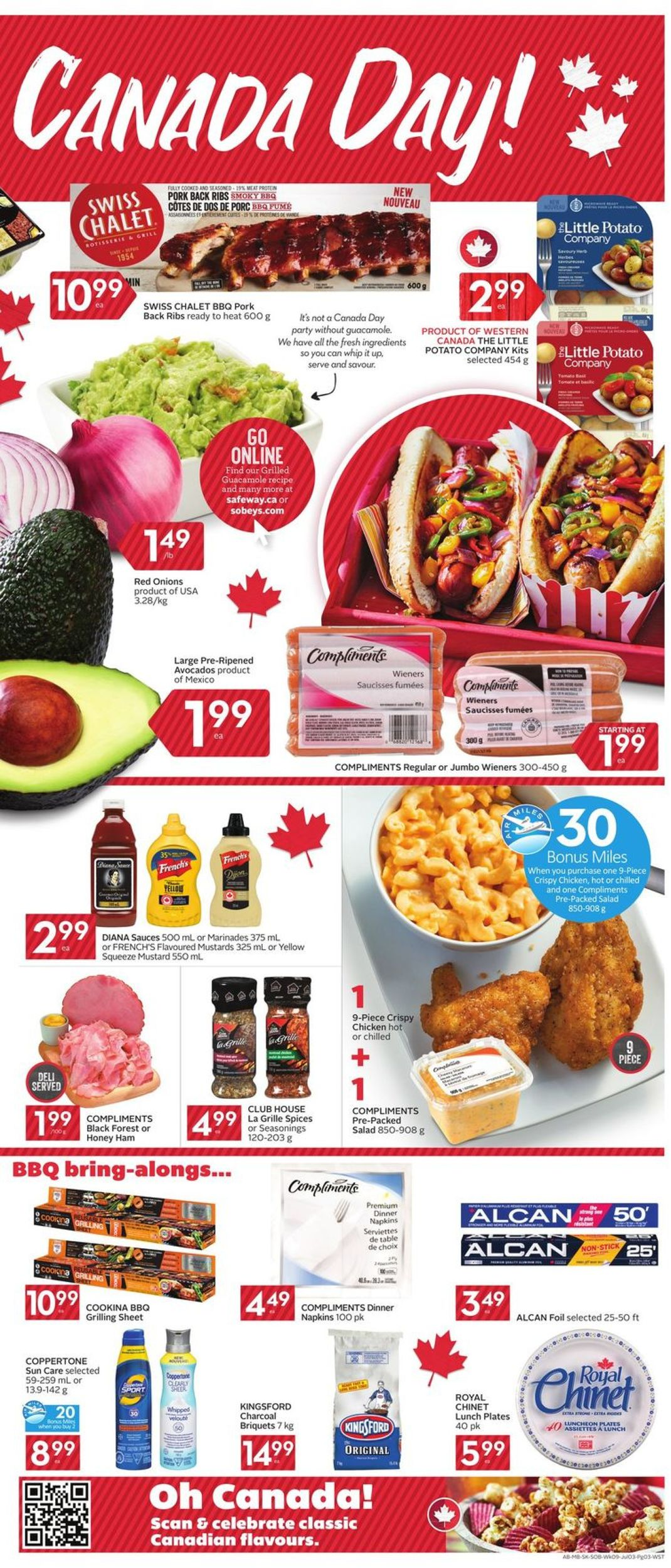 Sobeys Flyer - 06/27-07/03/2019 (Page 3)