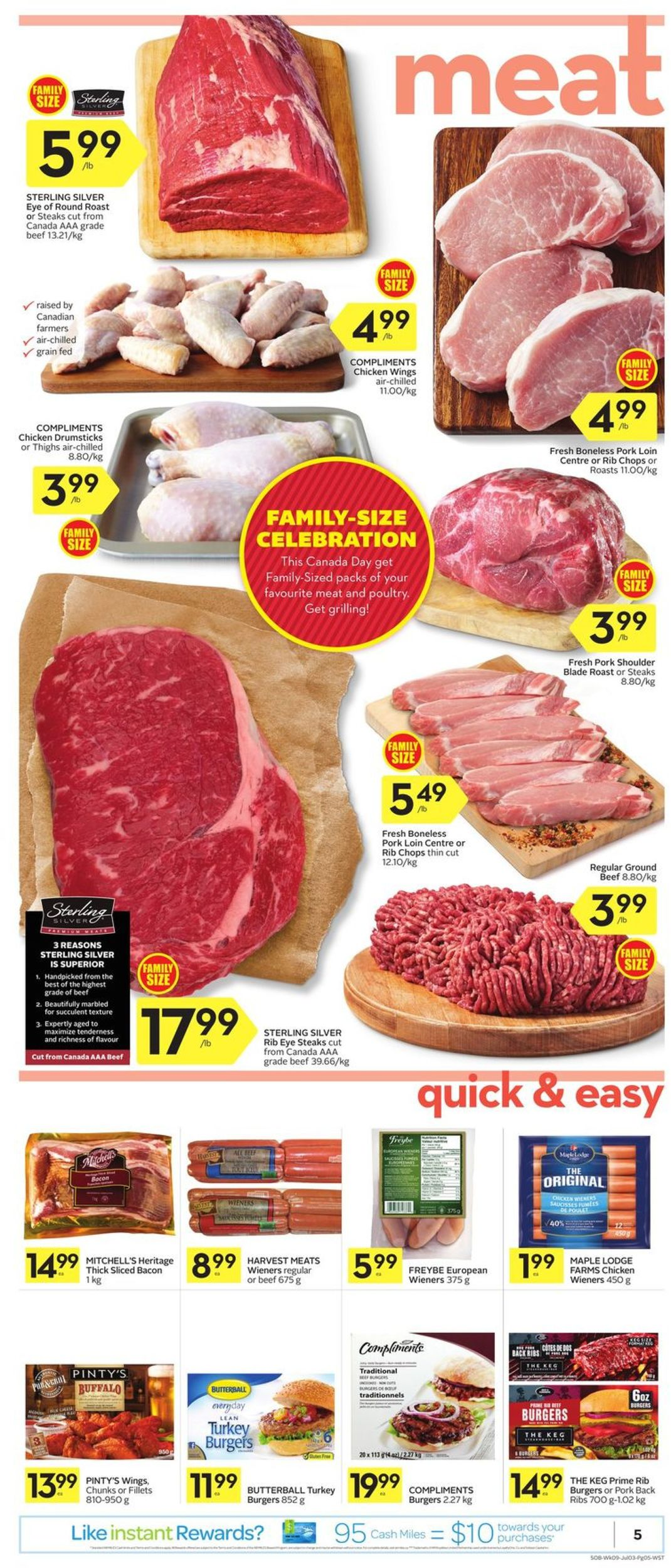 Sobeys Flyer - 06/27-07/03/2019 (Page 7)